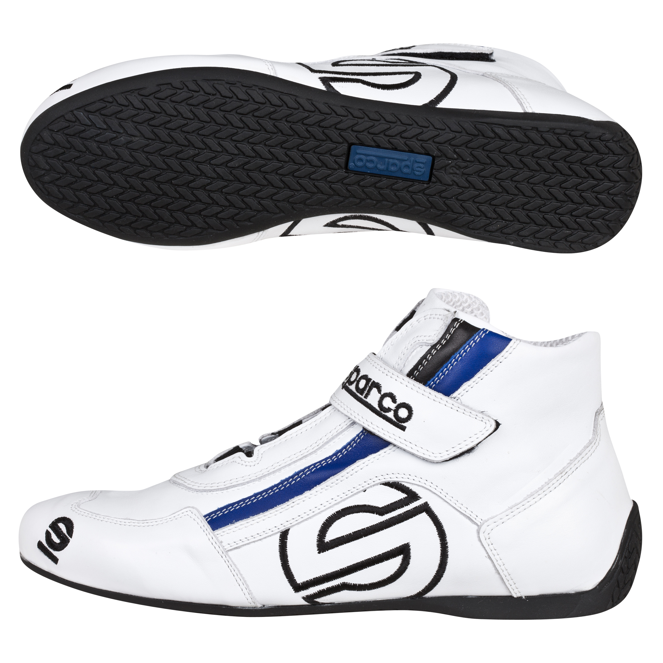 Sparco Actify Replica Driver Boots - White