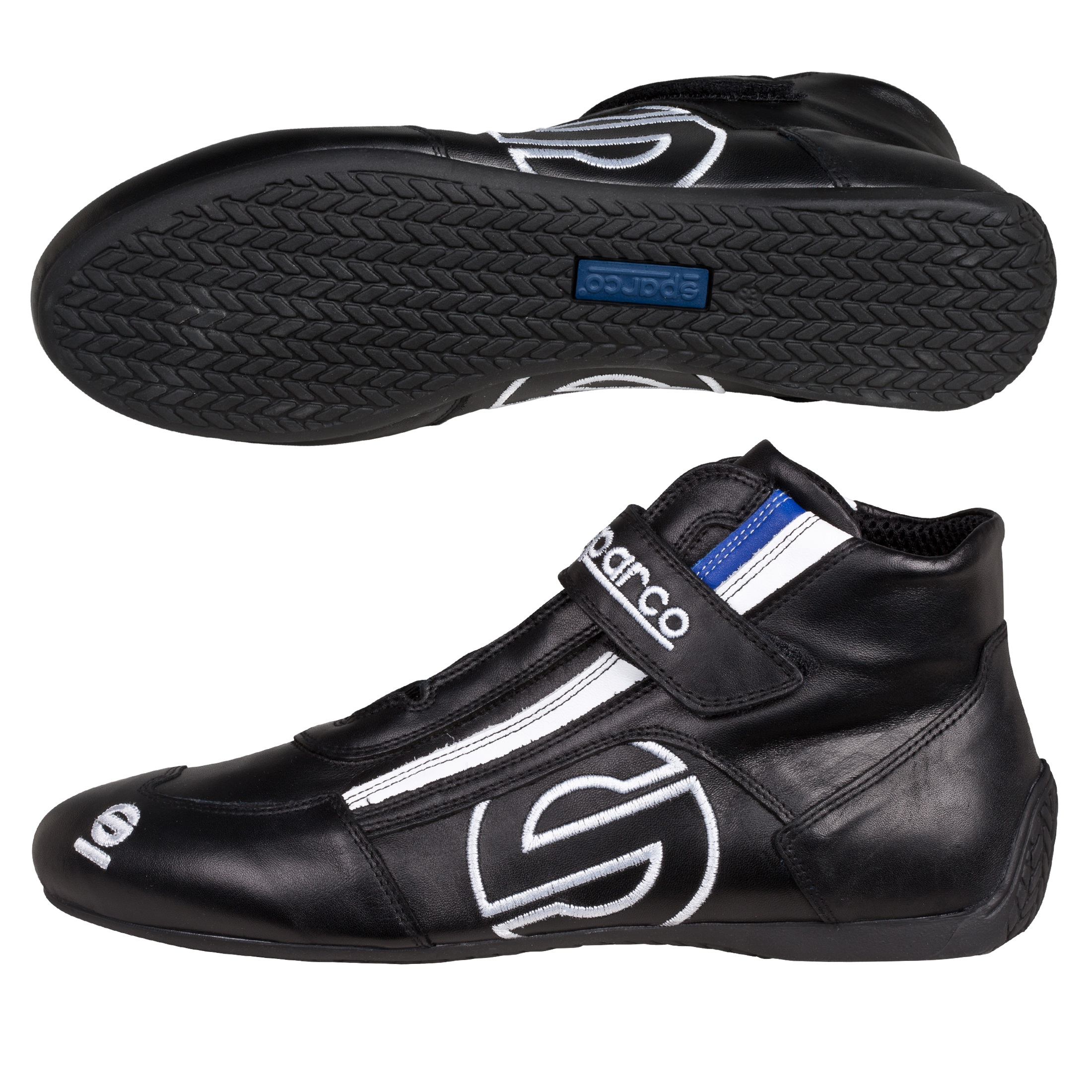 Sparco Actify Replica Driver Boots - Black