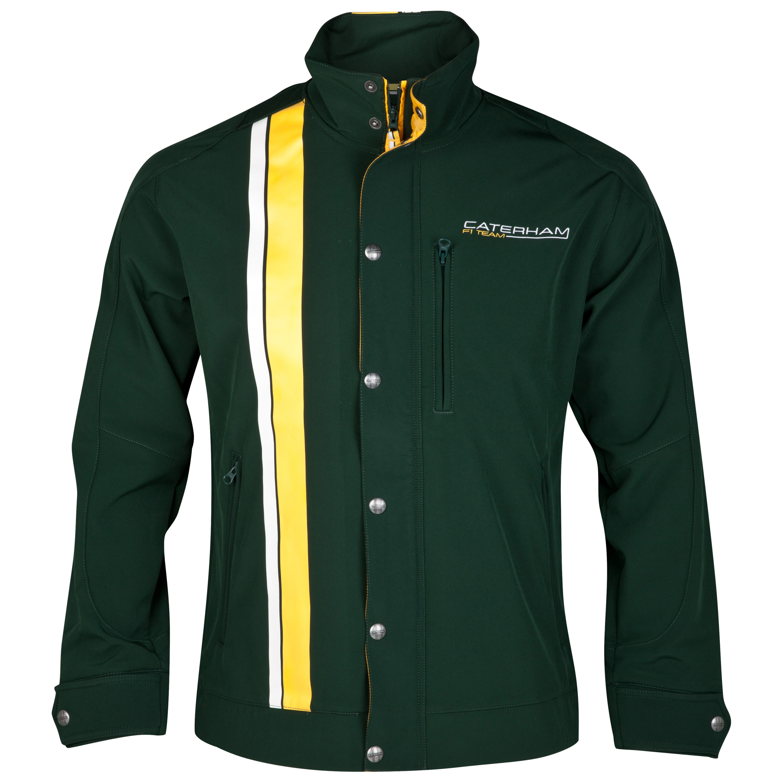 Caterham F1 Team Soft Shell Jacket
