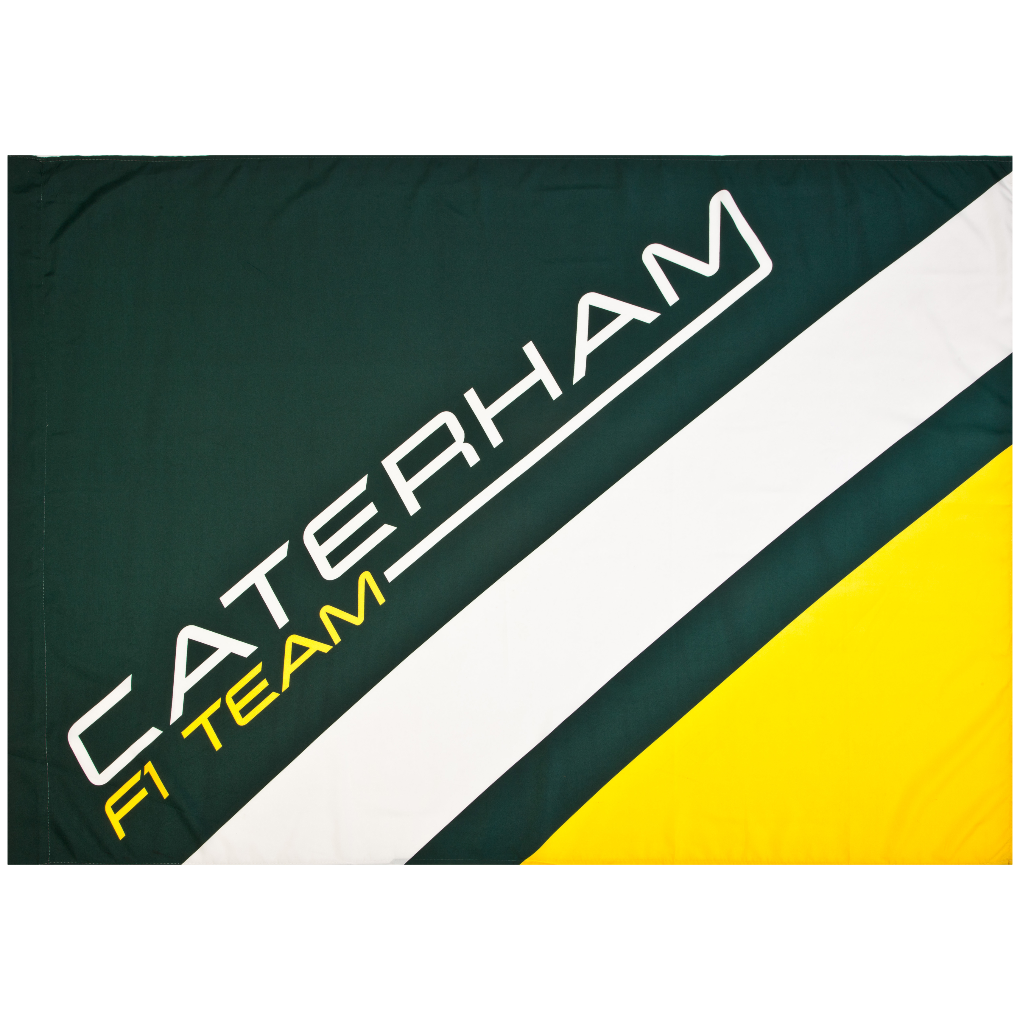 Caterham F1 Team Flag