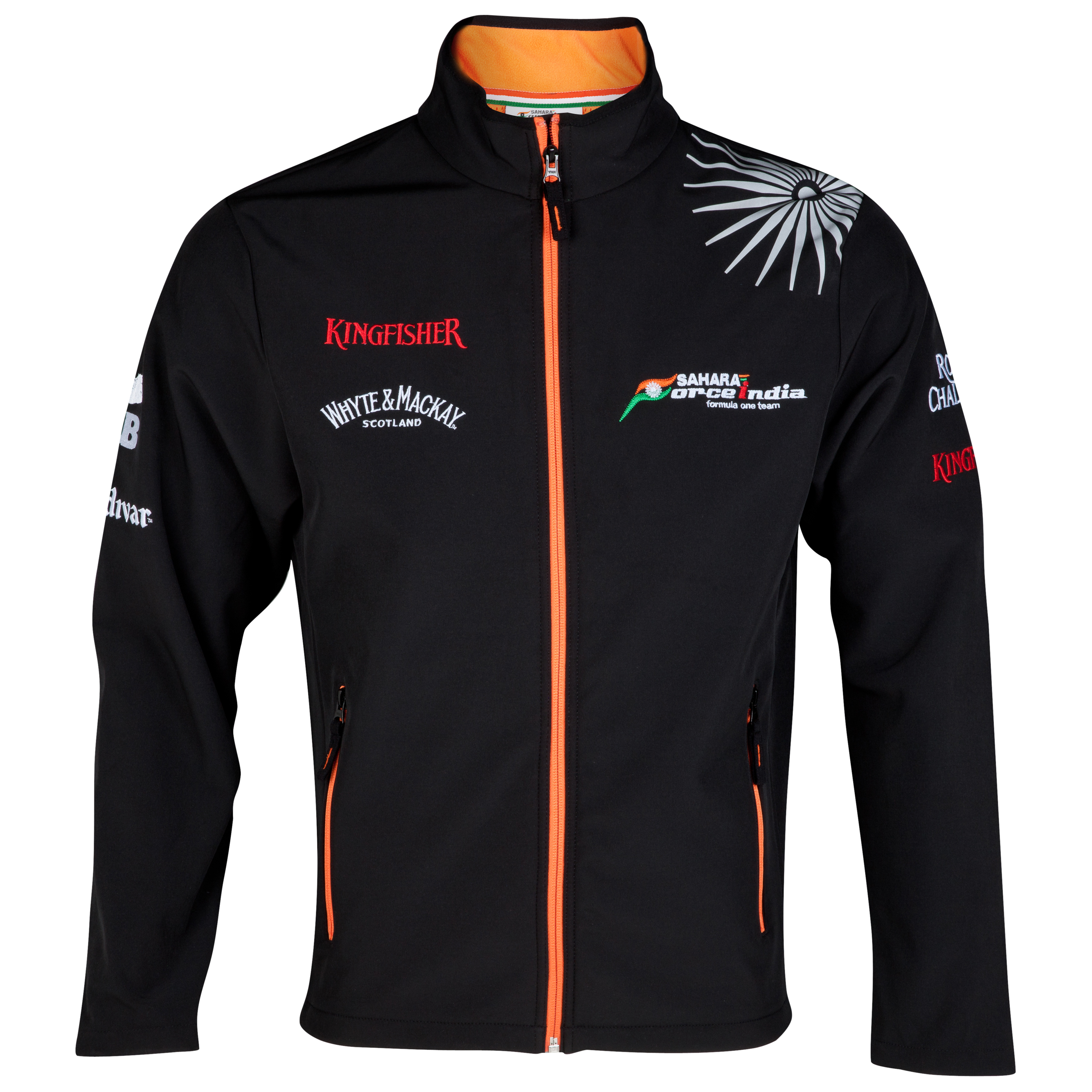 Sahara Force India Bonded Fleece Jacket