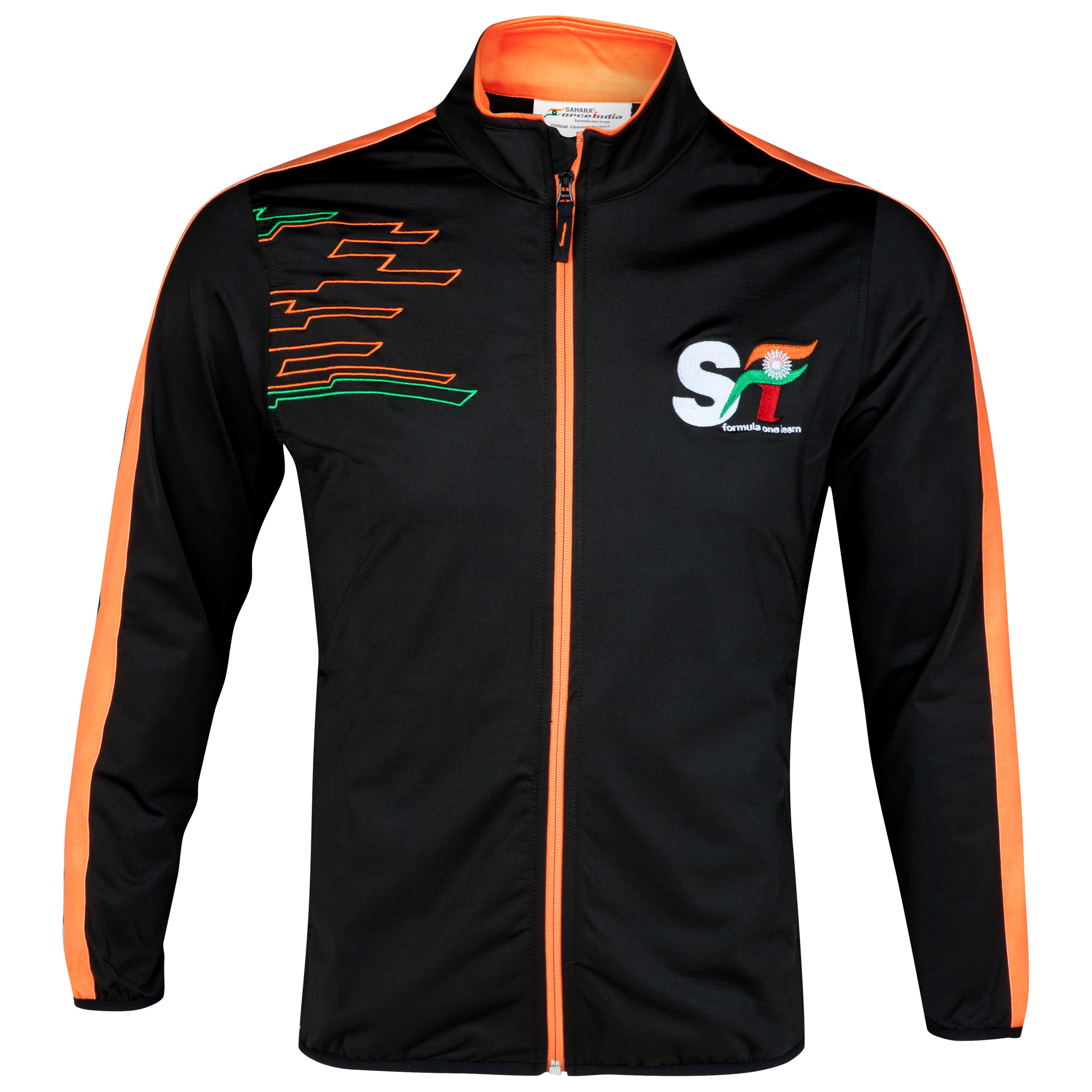 Sahara Force India Softshell Windbreaker