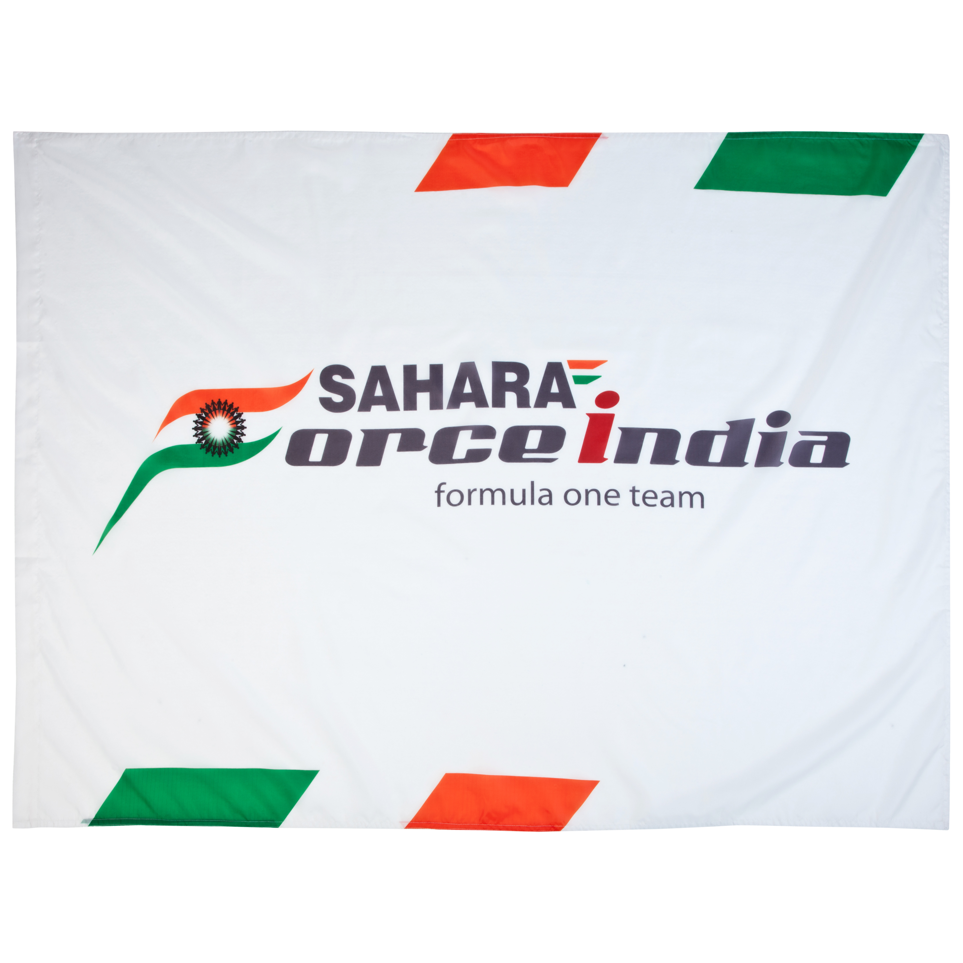 Sahara Force India Flag