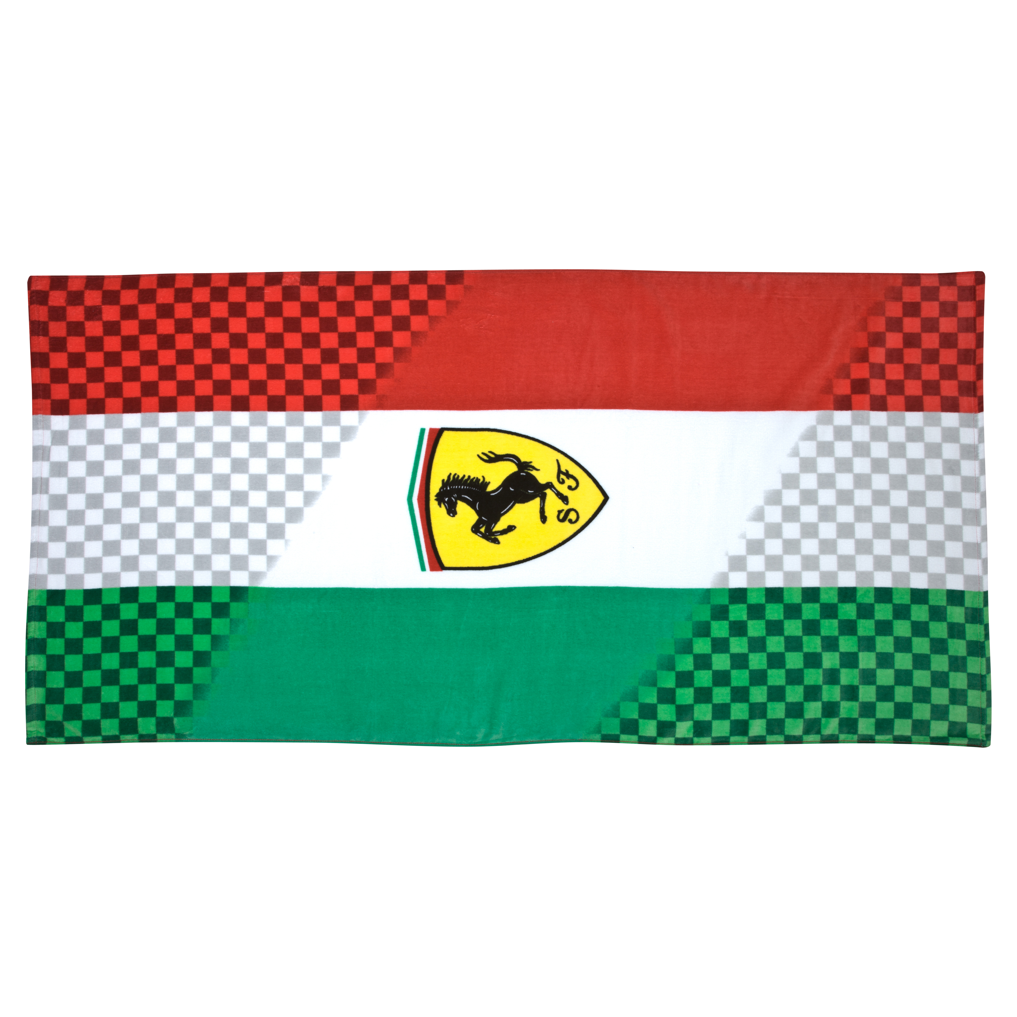 Scuderia Ferrari Italia Beach Towel