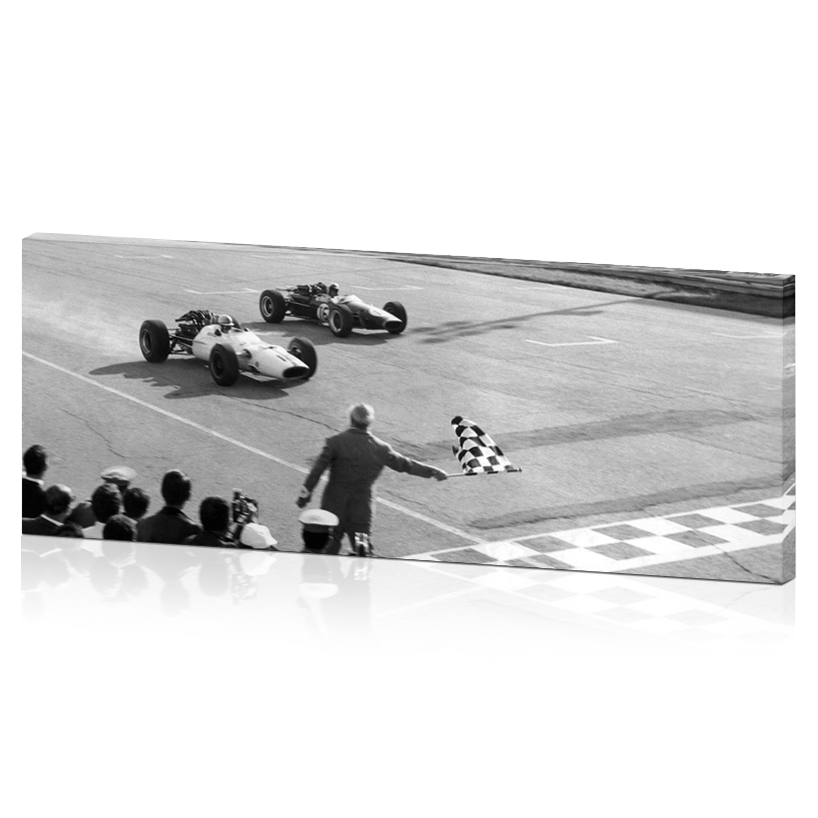 Limited Edition Italian Grand Prix 1967 Canvas