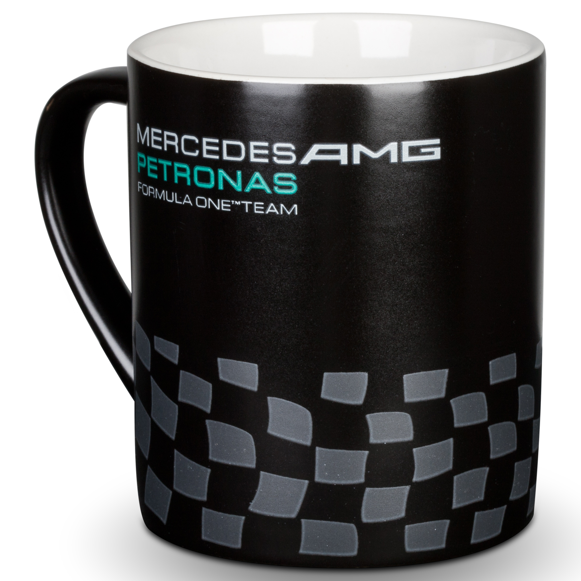 Mercedes AMG Petronas Formula One Team Mug - Black