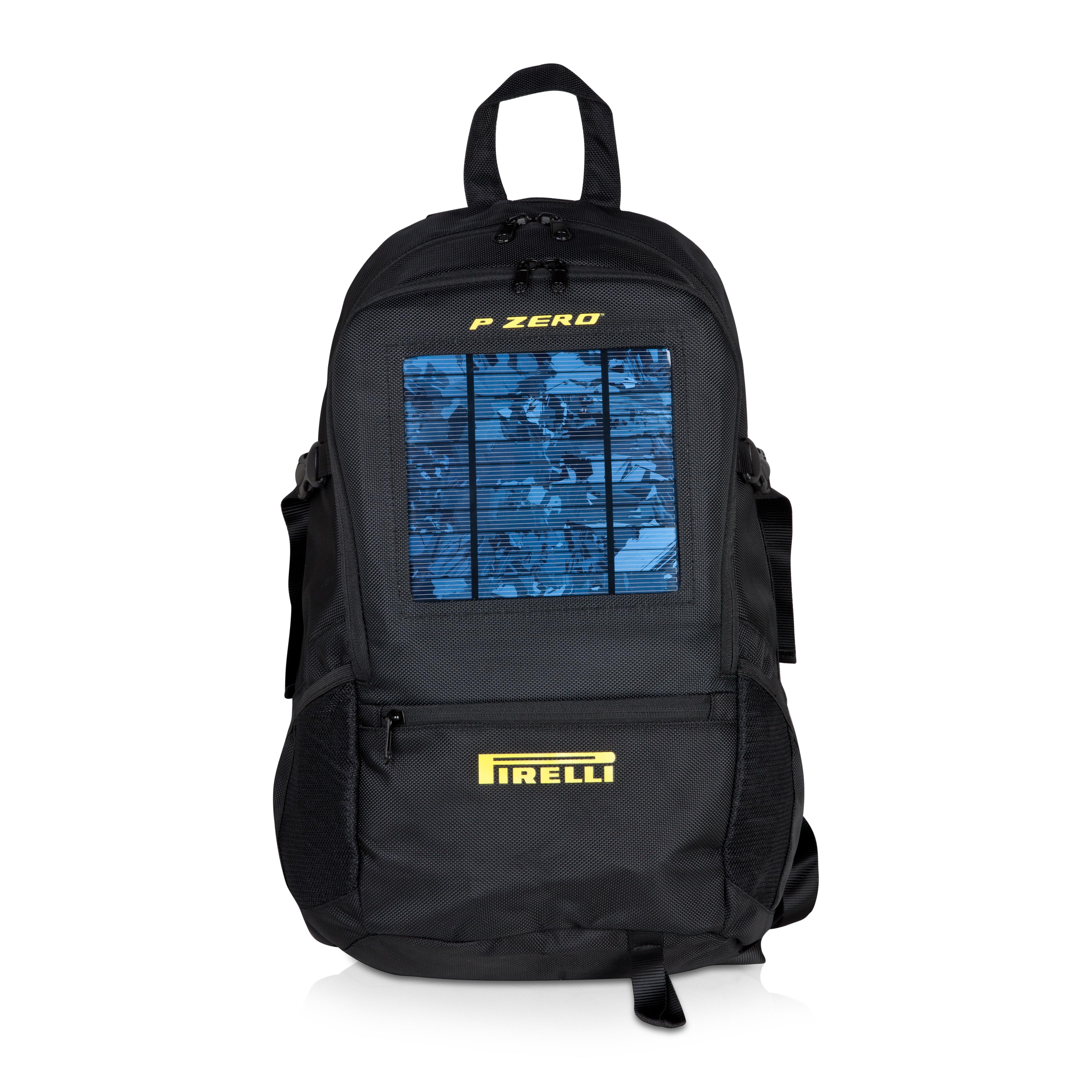 Pirelli Solar Backpack