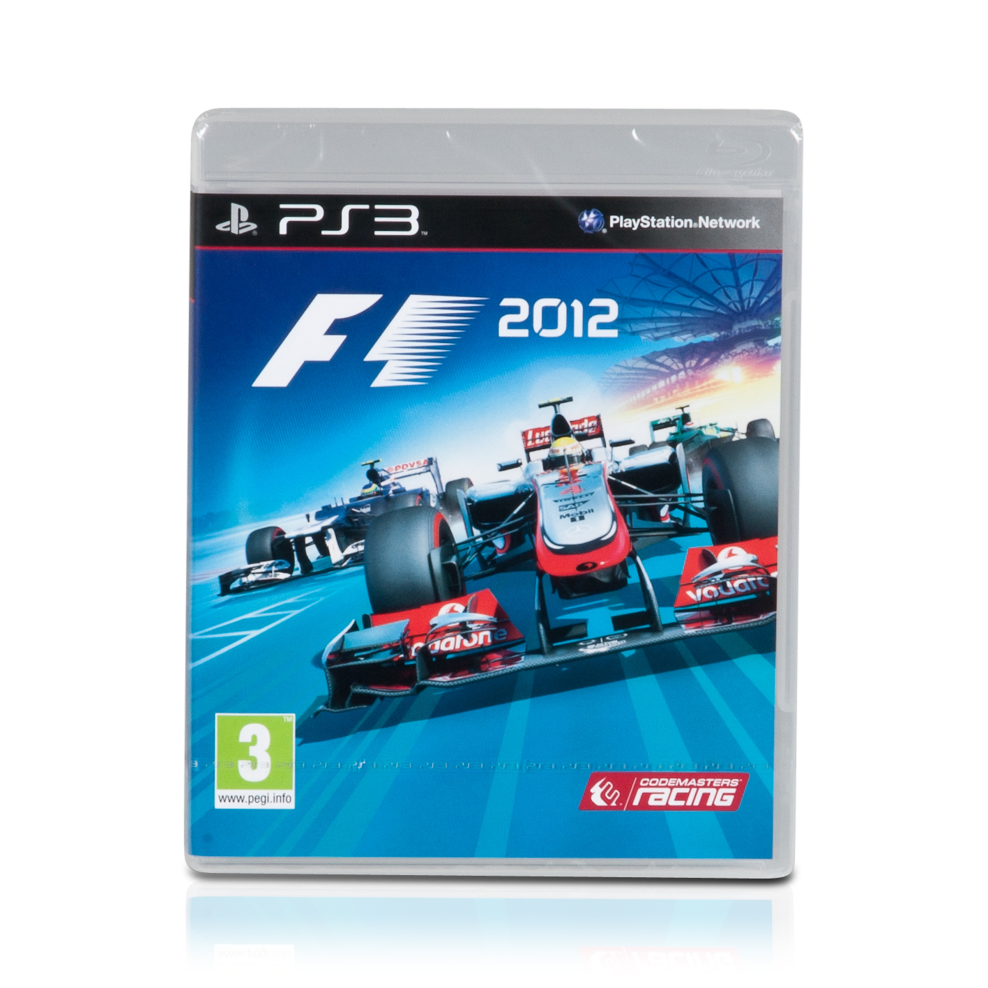F1 Formula One Video Game 2012 - PS3 - PAL