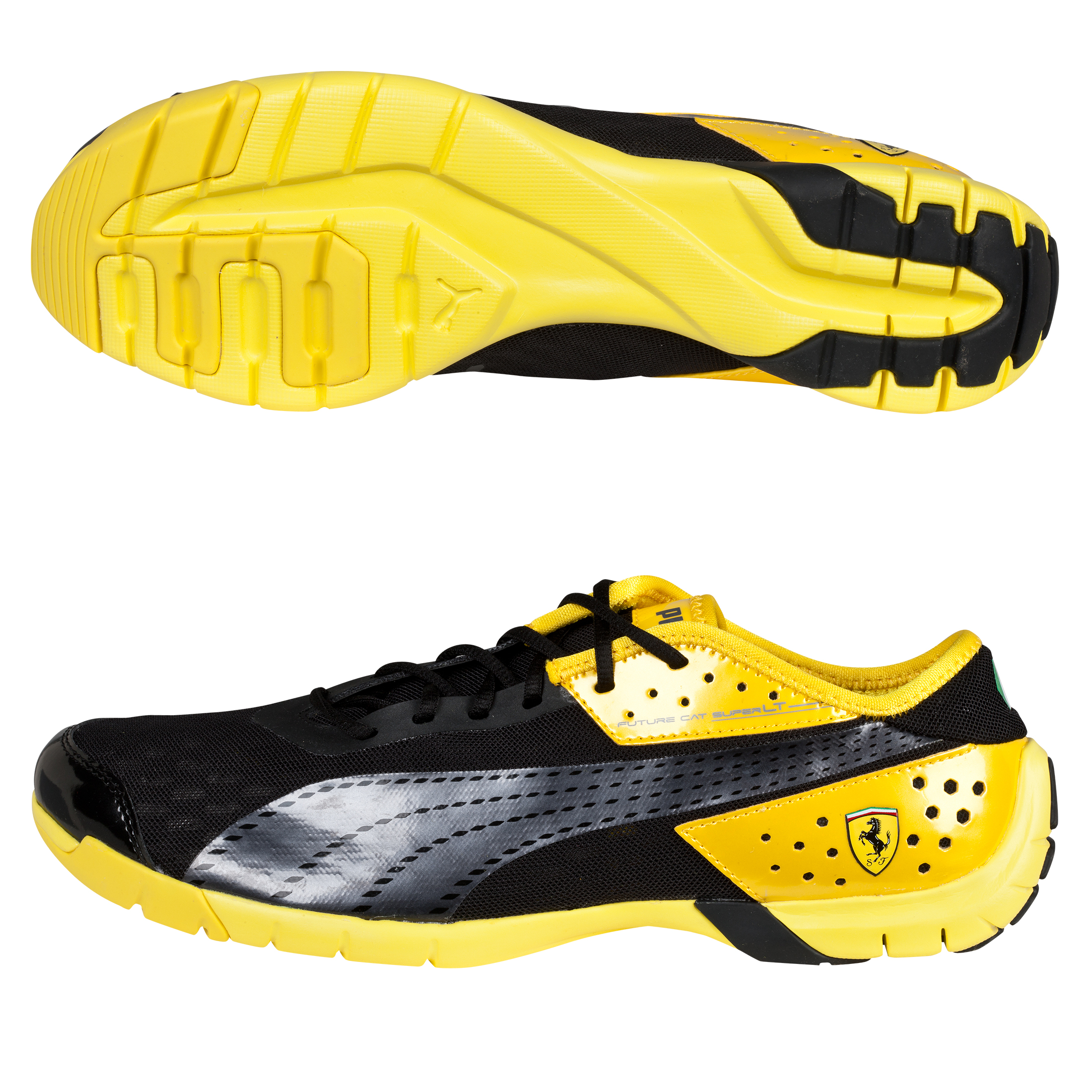 Scuderia Ferrari Future Cat Super Lite Trainers