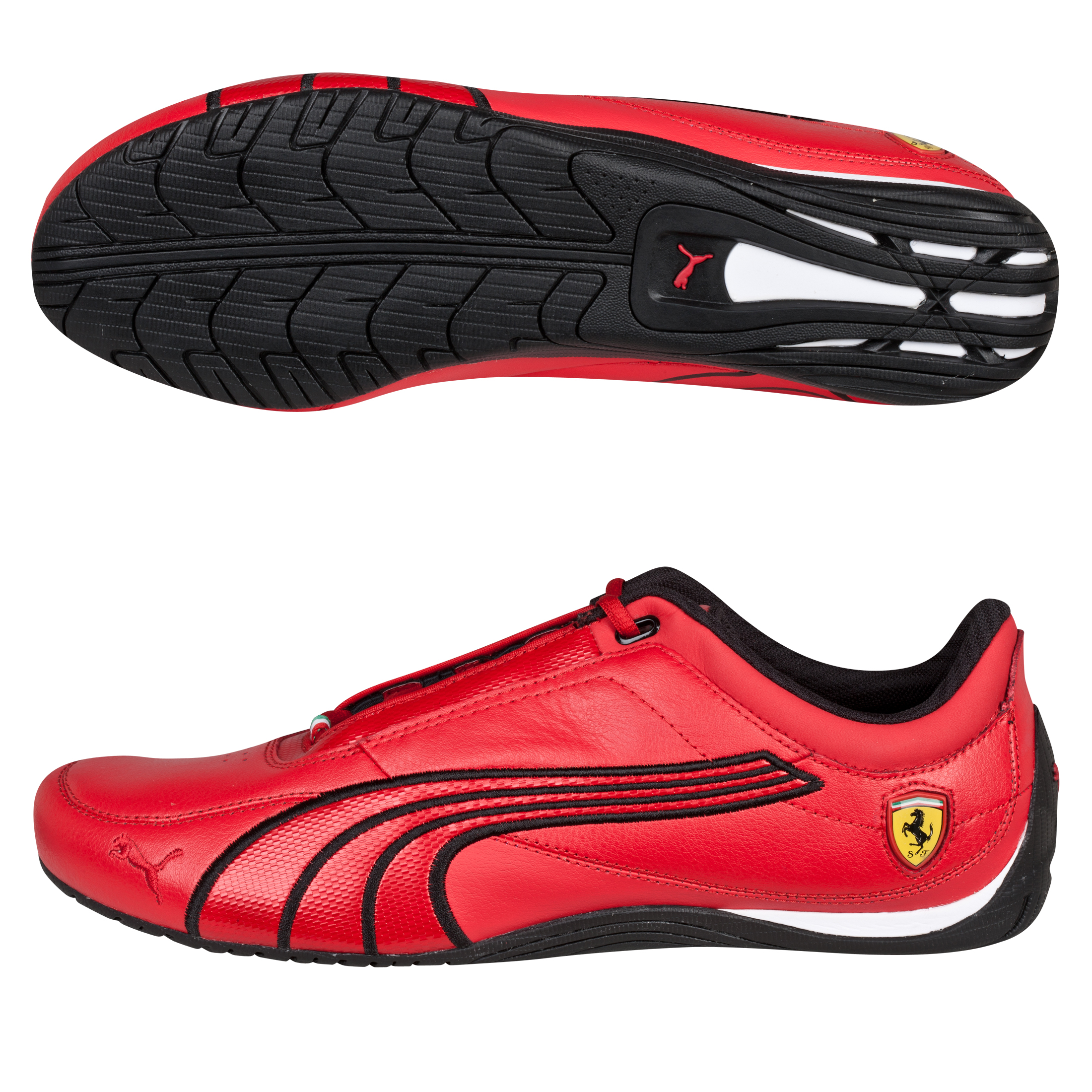 Scuderia Ferrari Drift Cat 4 Trainers  - Rosso Corsa/ Rosso Corsa/Black