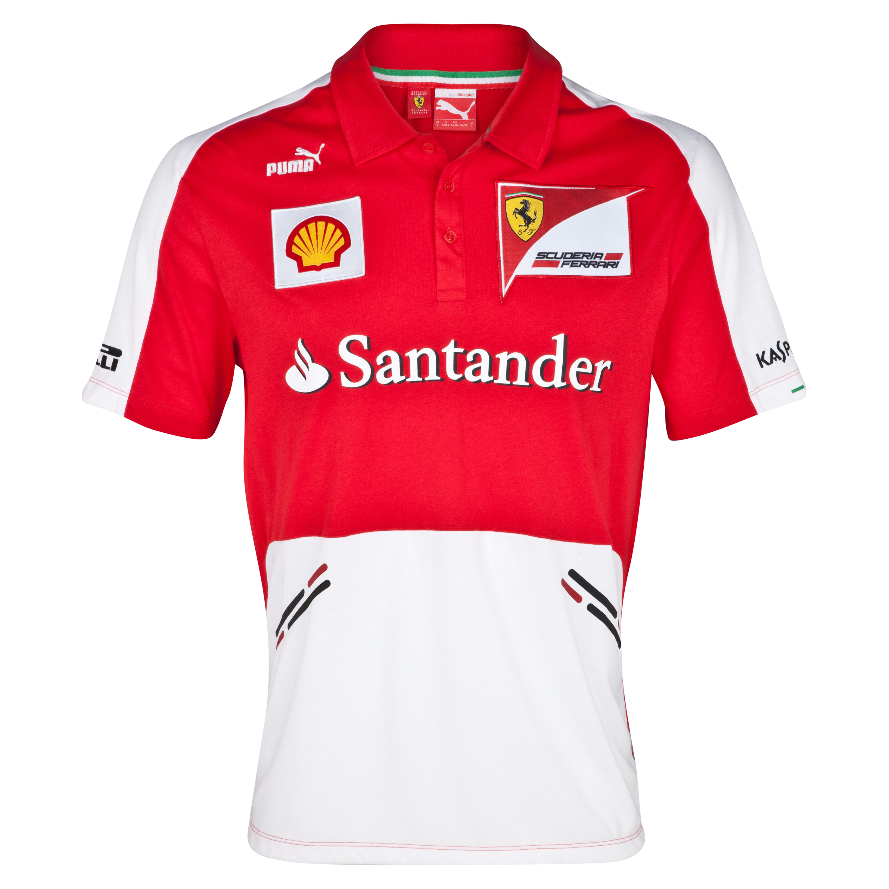 Scuderia Ferrari 2013 Team Polo