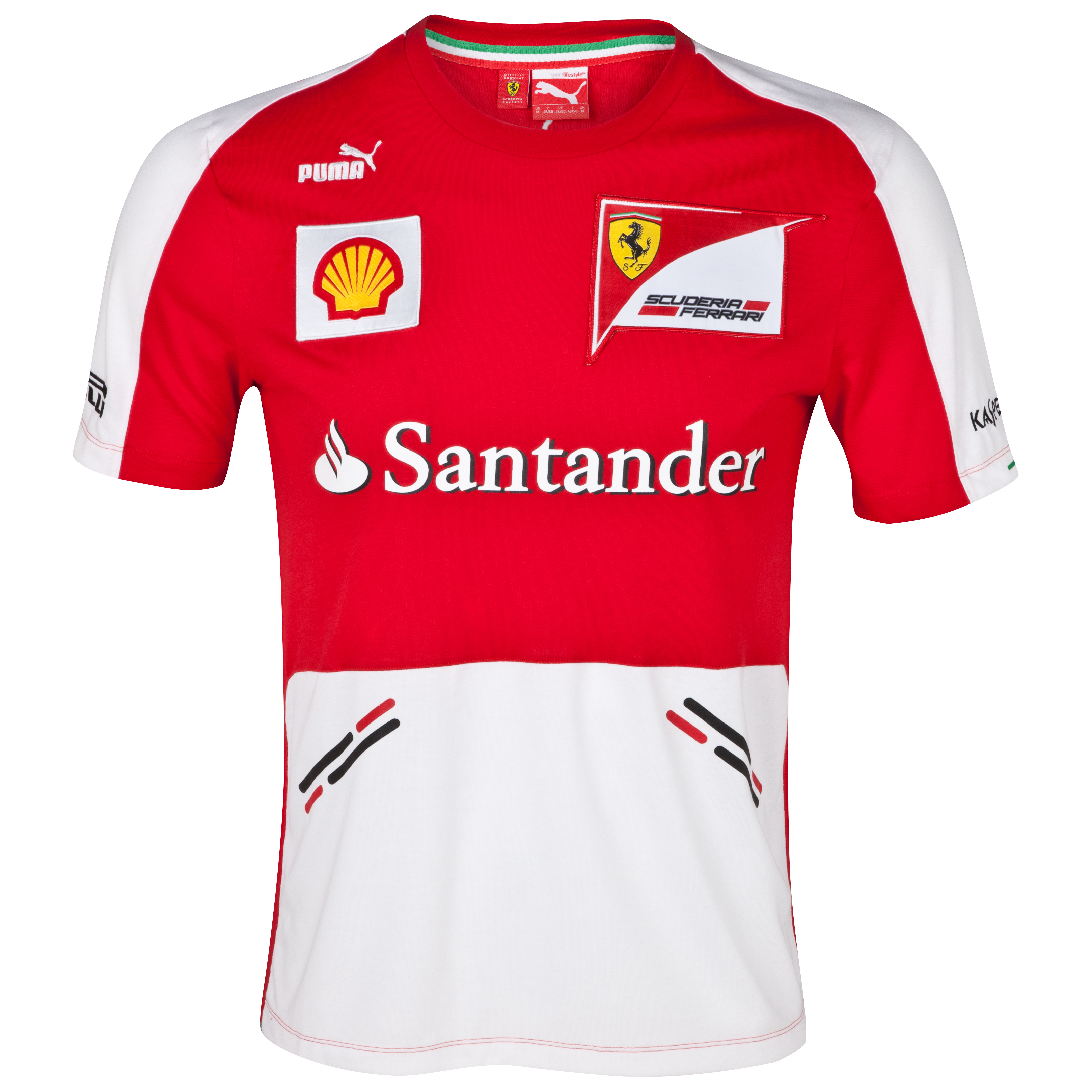 Scuderia Ferrari 2013 Team T-Shirt