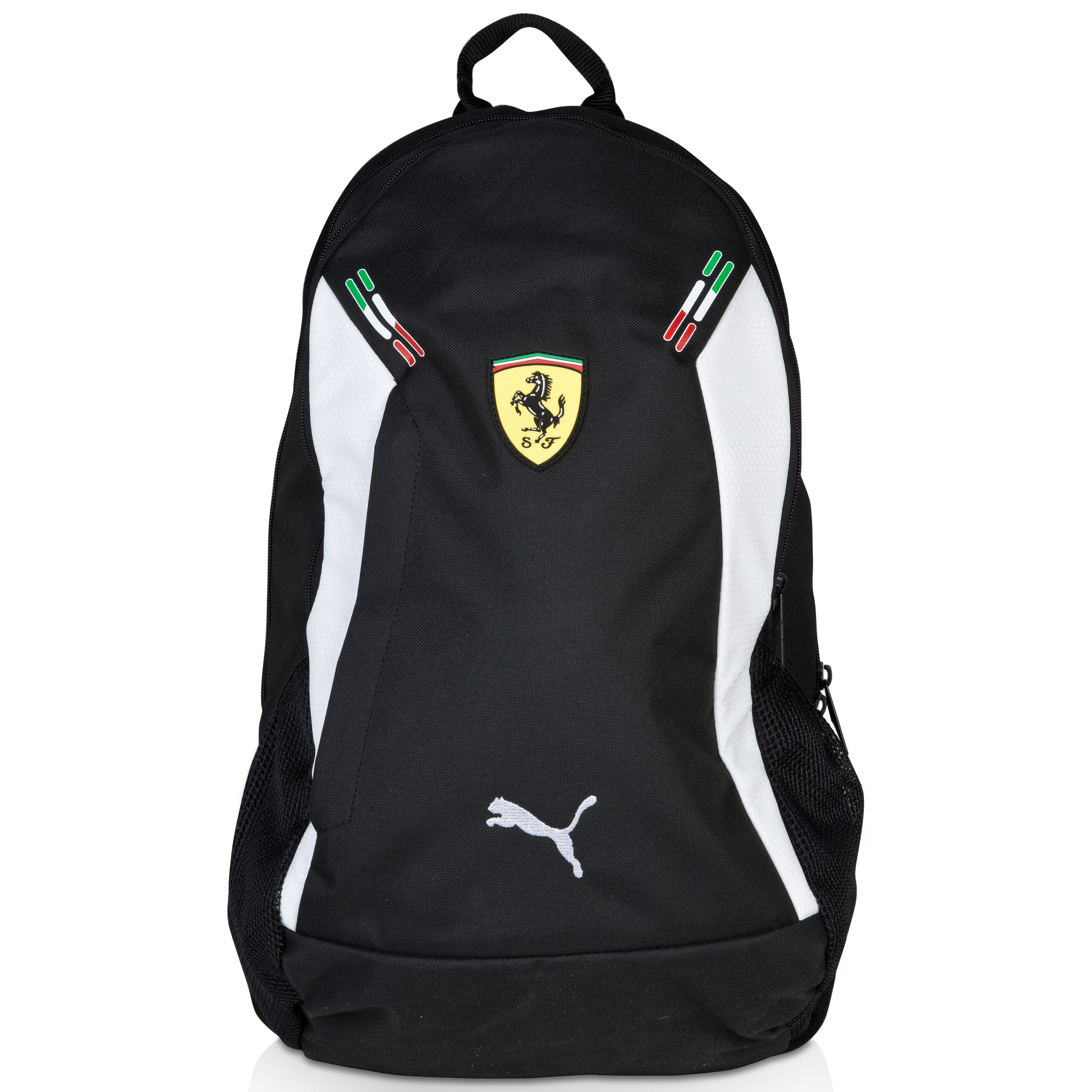 Scuderia Ferrari Replica Backpack - Black/White