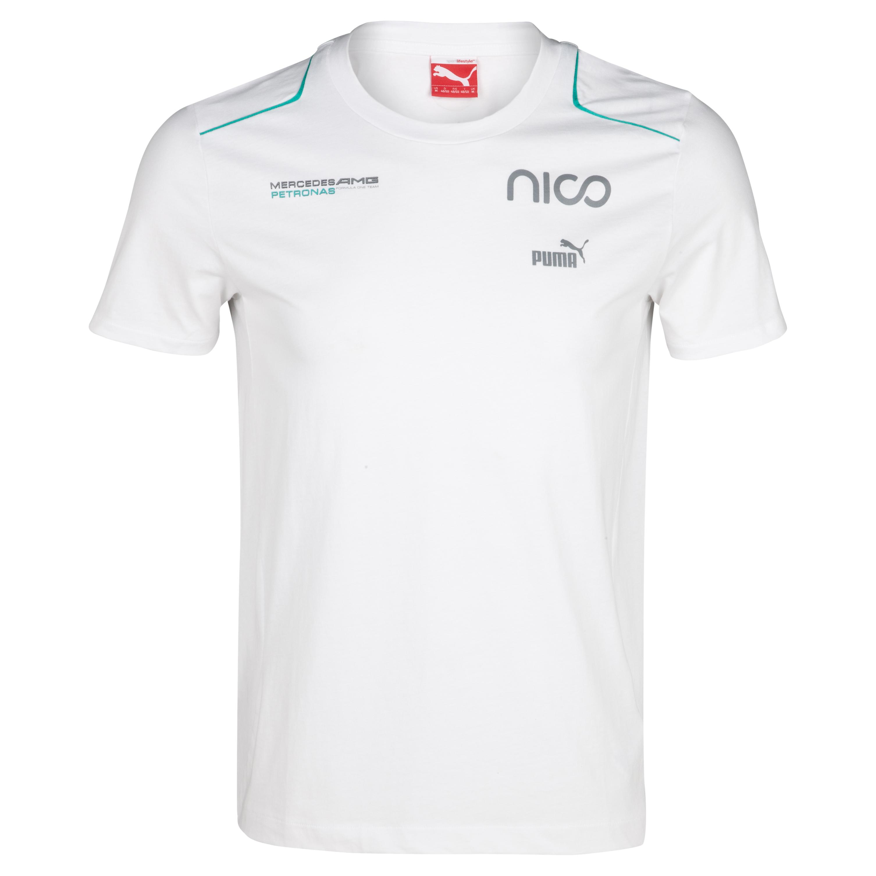 Mercedes AMG Petronas 2013 Rosberg T-Shirt