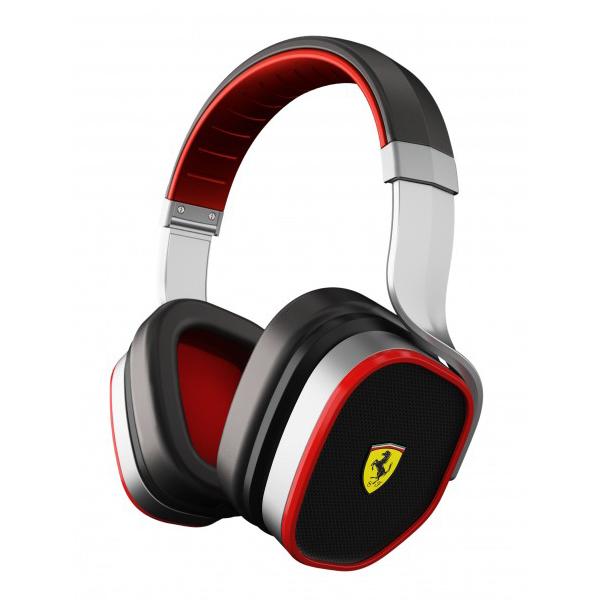 Scuderia Ferrari Scuderia R300 ANC Headphones - Silver