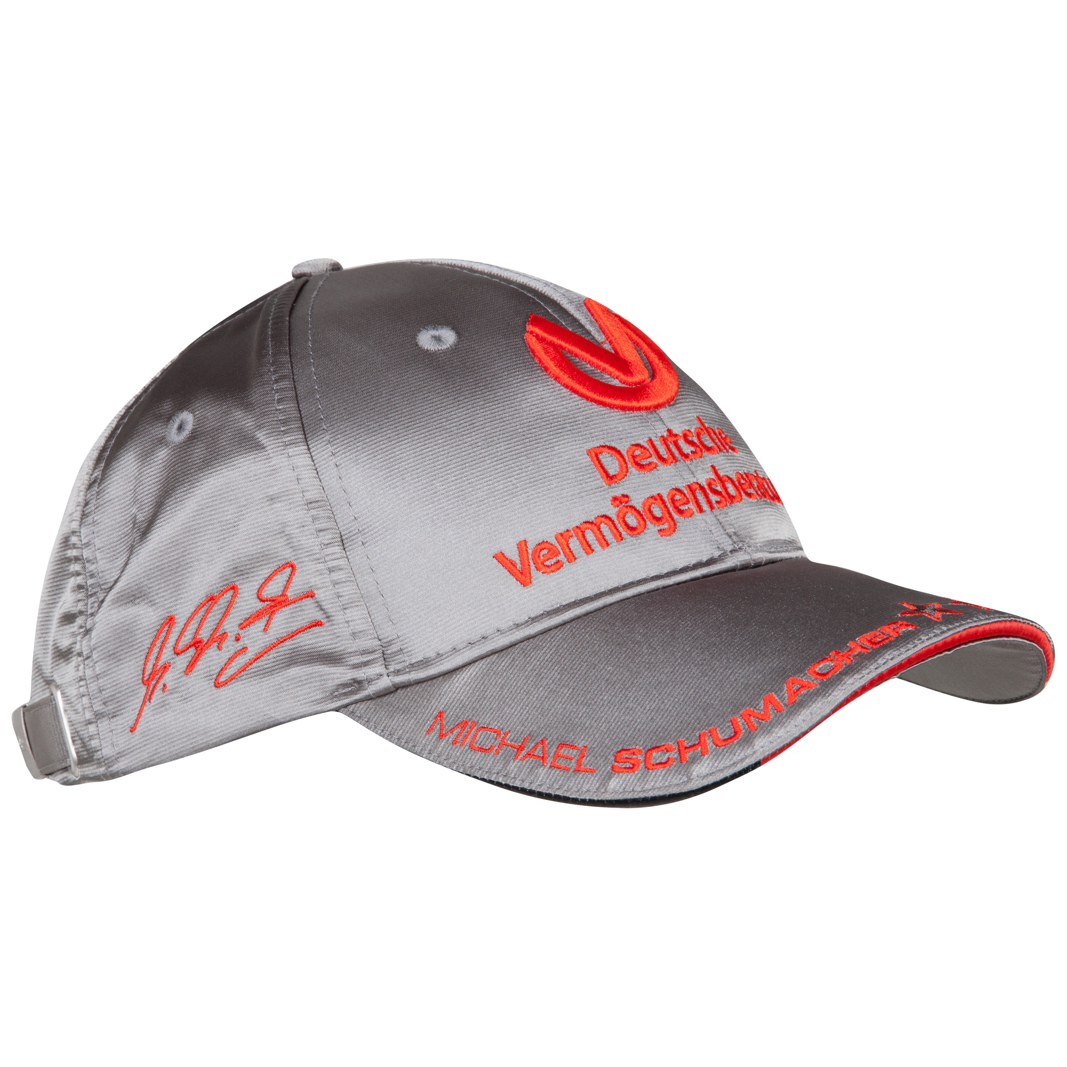 Michael Schumacher 300th Grand Prix DVAG Driver Cap