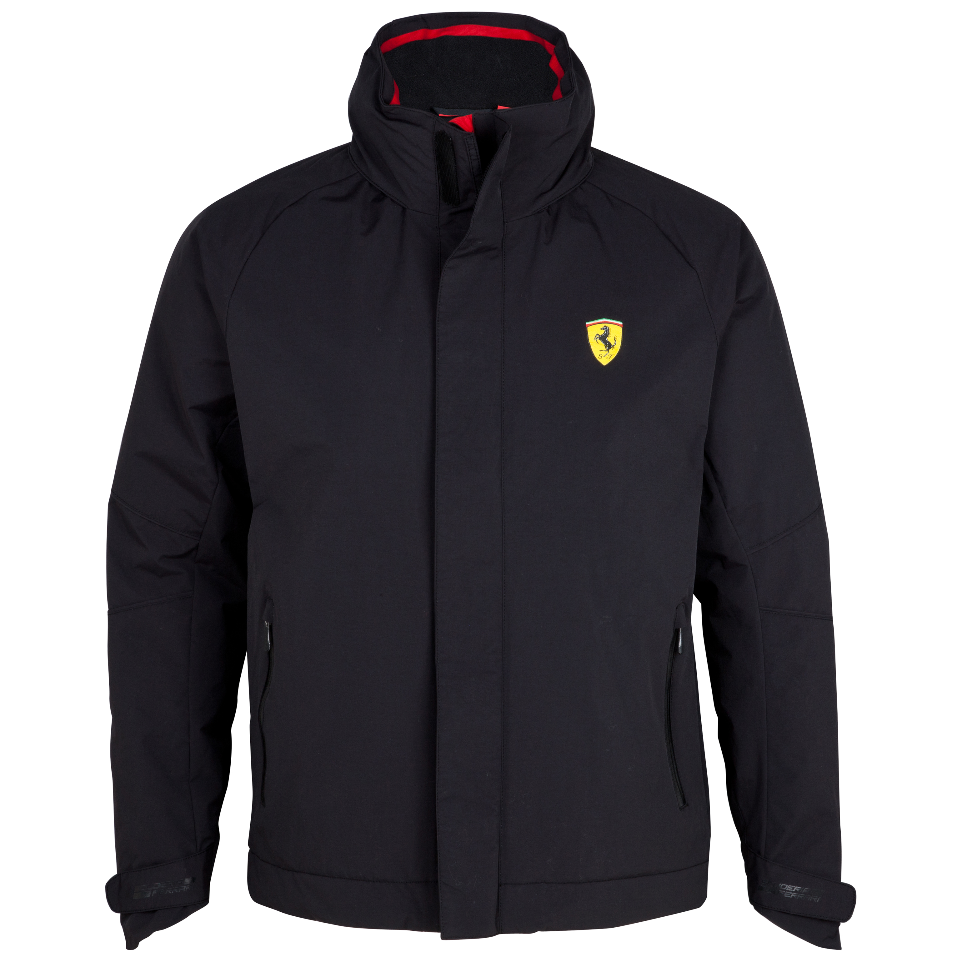 Scuderia Ferrari Paddock Jacket - Black