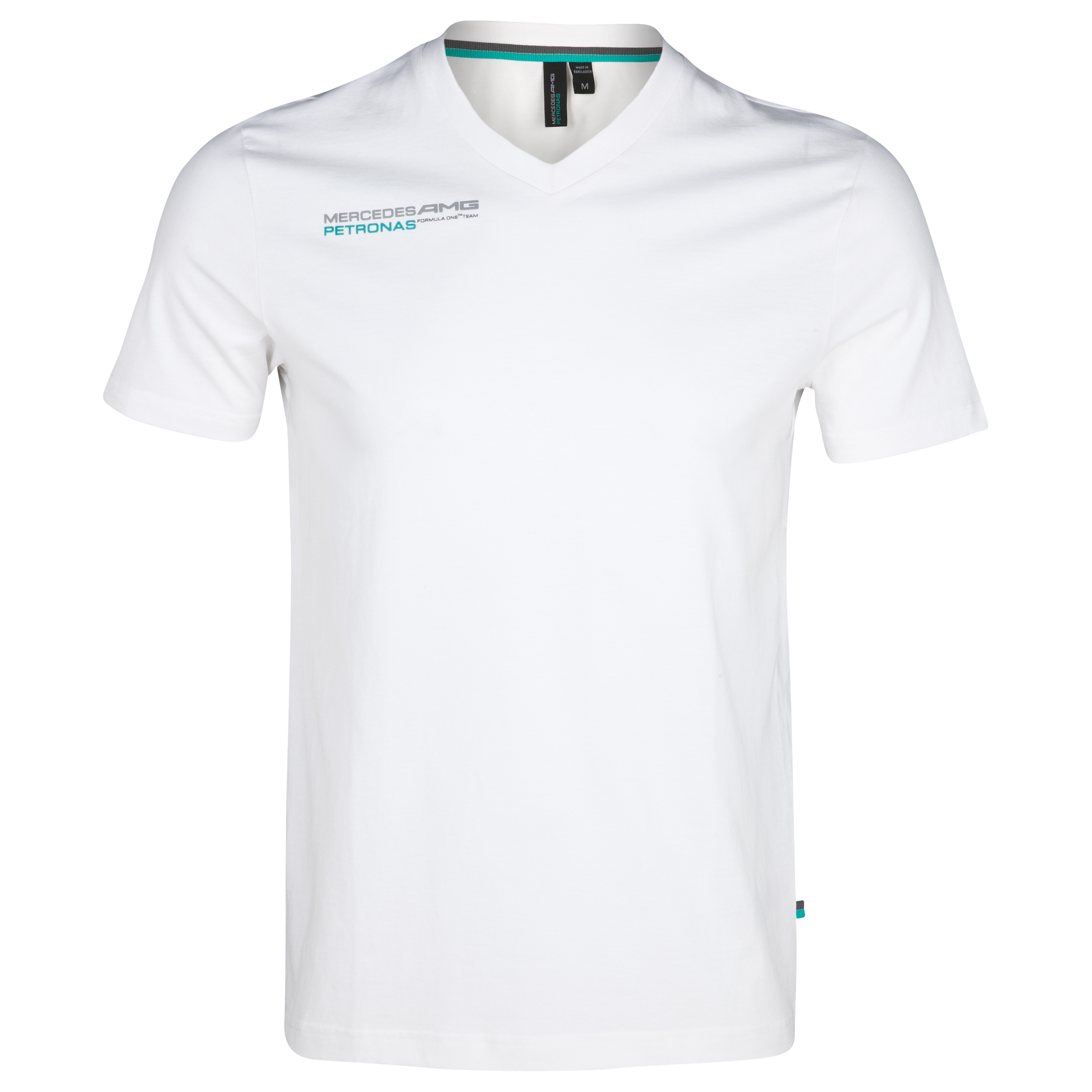 Mercedes AMG Petronas 2013 Fan T-Shirt - White