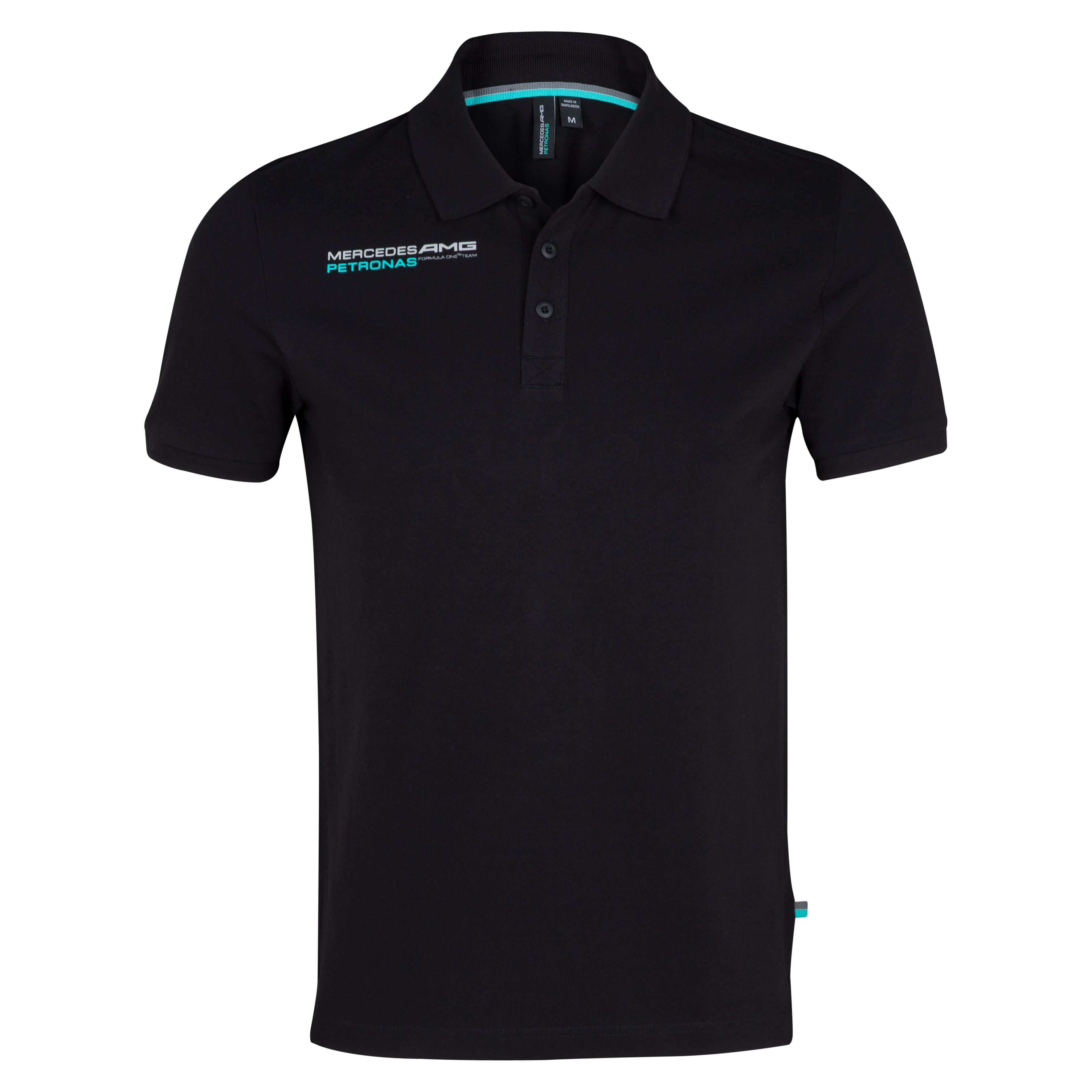 Mercedes AMG Petronas 2013 Polo Shirt - Black