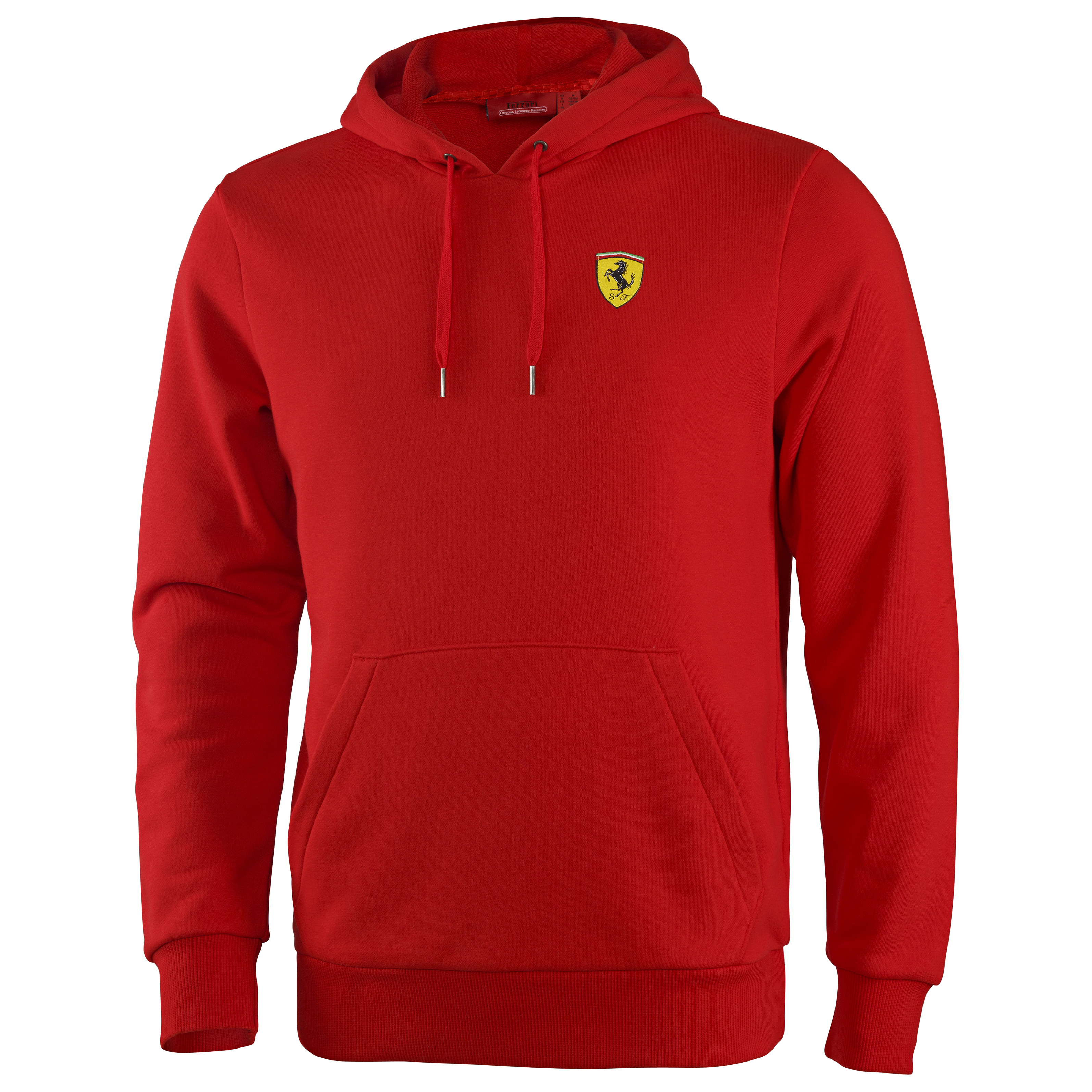 Scuderia Ferrari Scuderia Hooded Sweatshirt - Red
