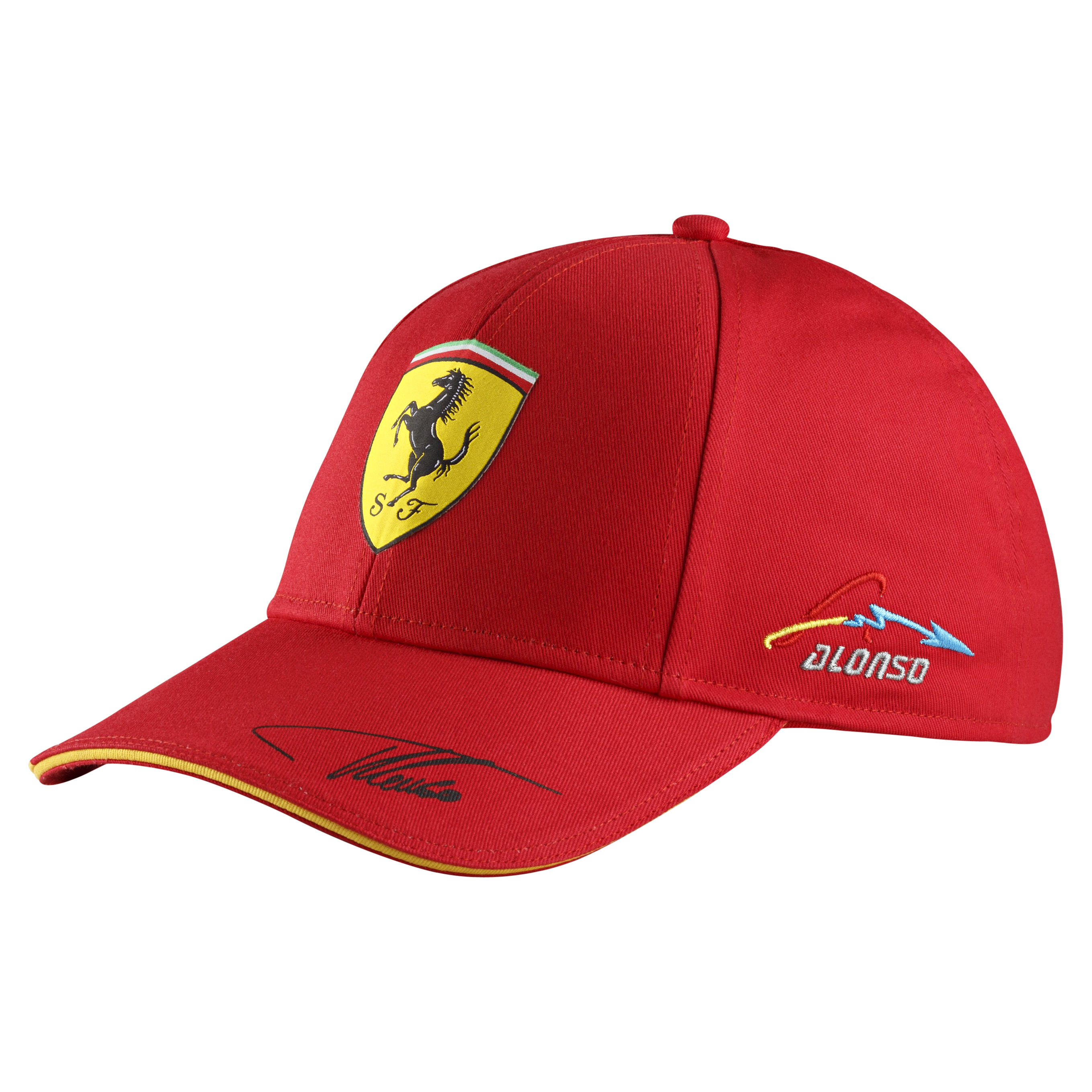 Scuderia Ferrari Alonso Cap - Red