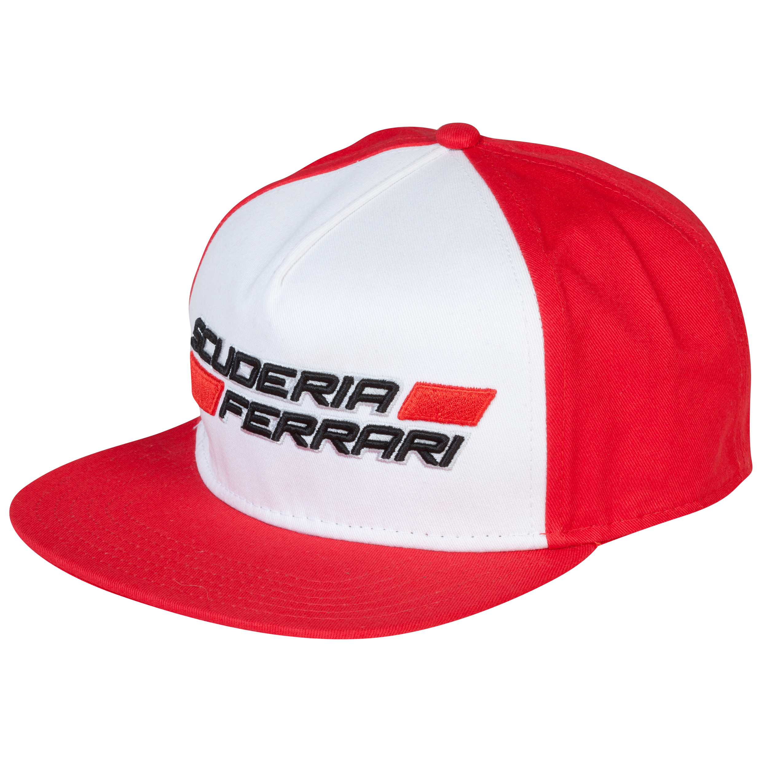 Scuderia Ferrari Scuderia Old School Cap - Red