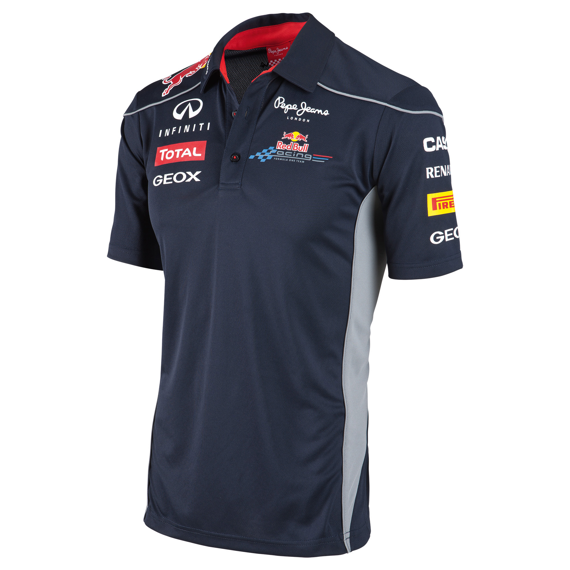 Infiniti Red Bull Racing Official Teamline Functional T-Shirt