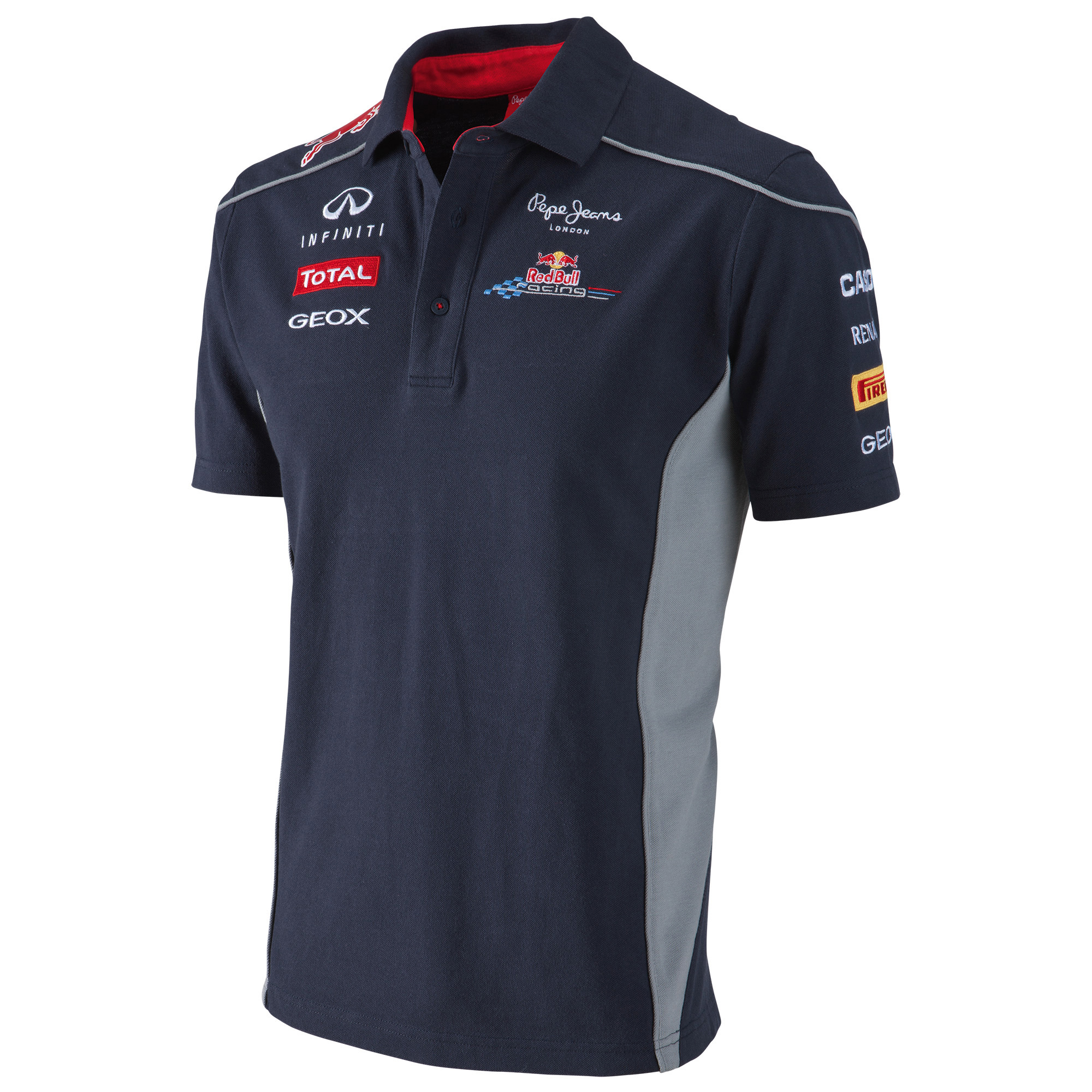 Infiniti Red Bull Racing Official Teamline Polo Shirt