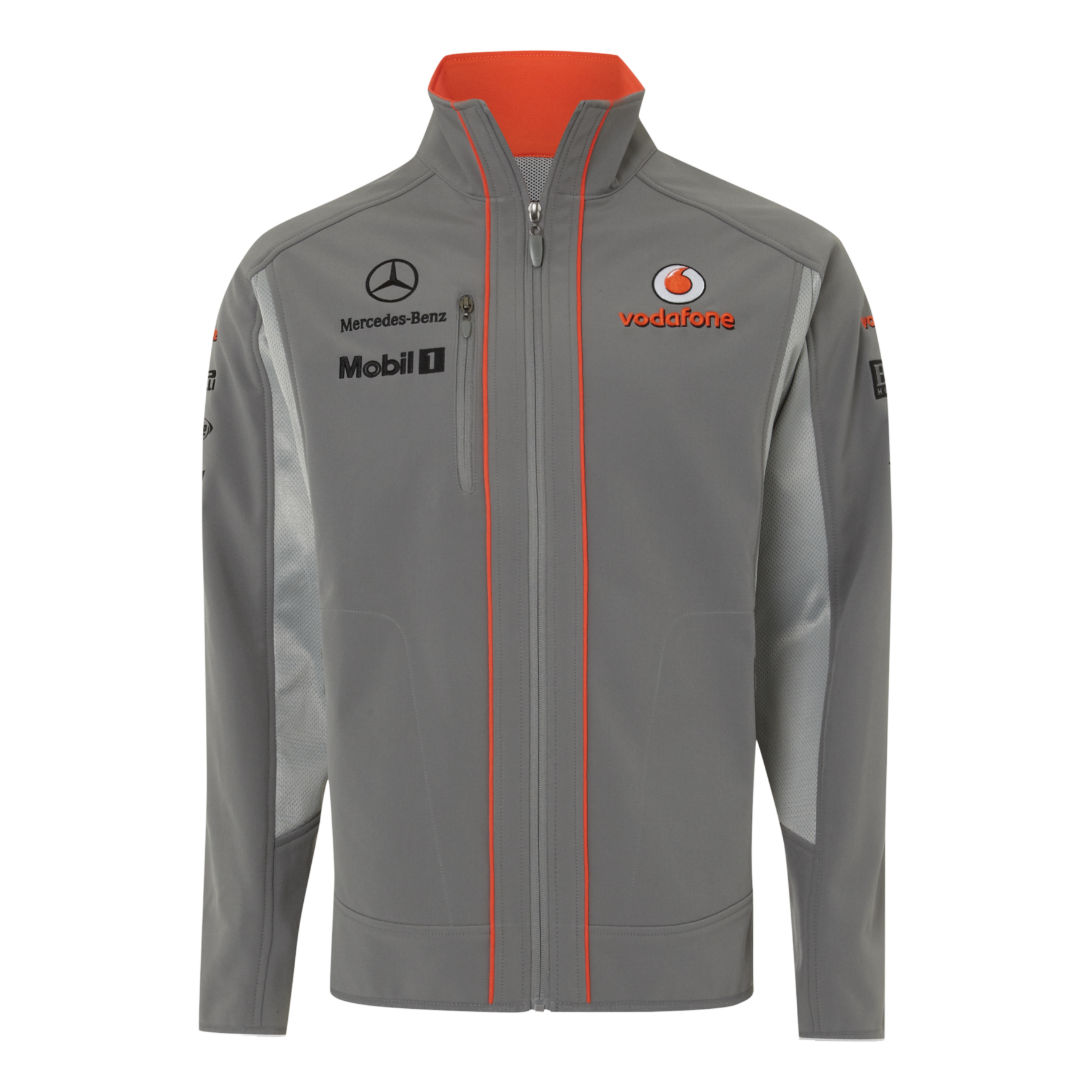 Vodafone McLaren Mercedes 2013 Team Soft Shell