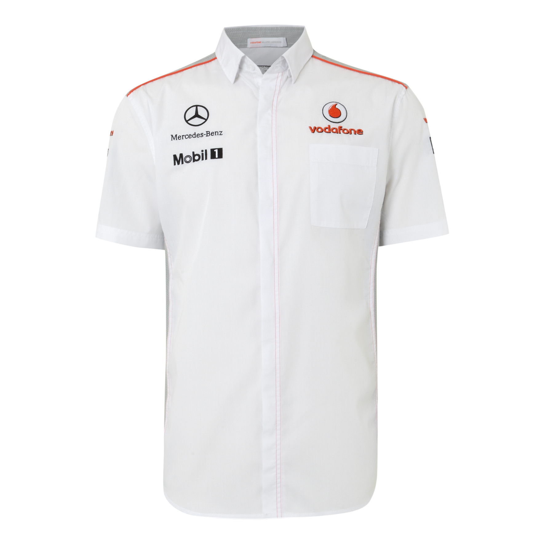 Vodafone McLaren Mercedes 2013 Team Shirt