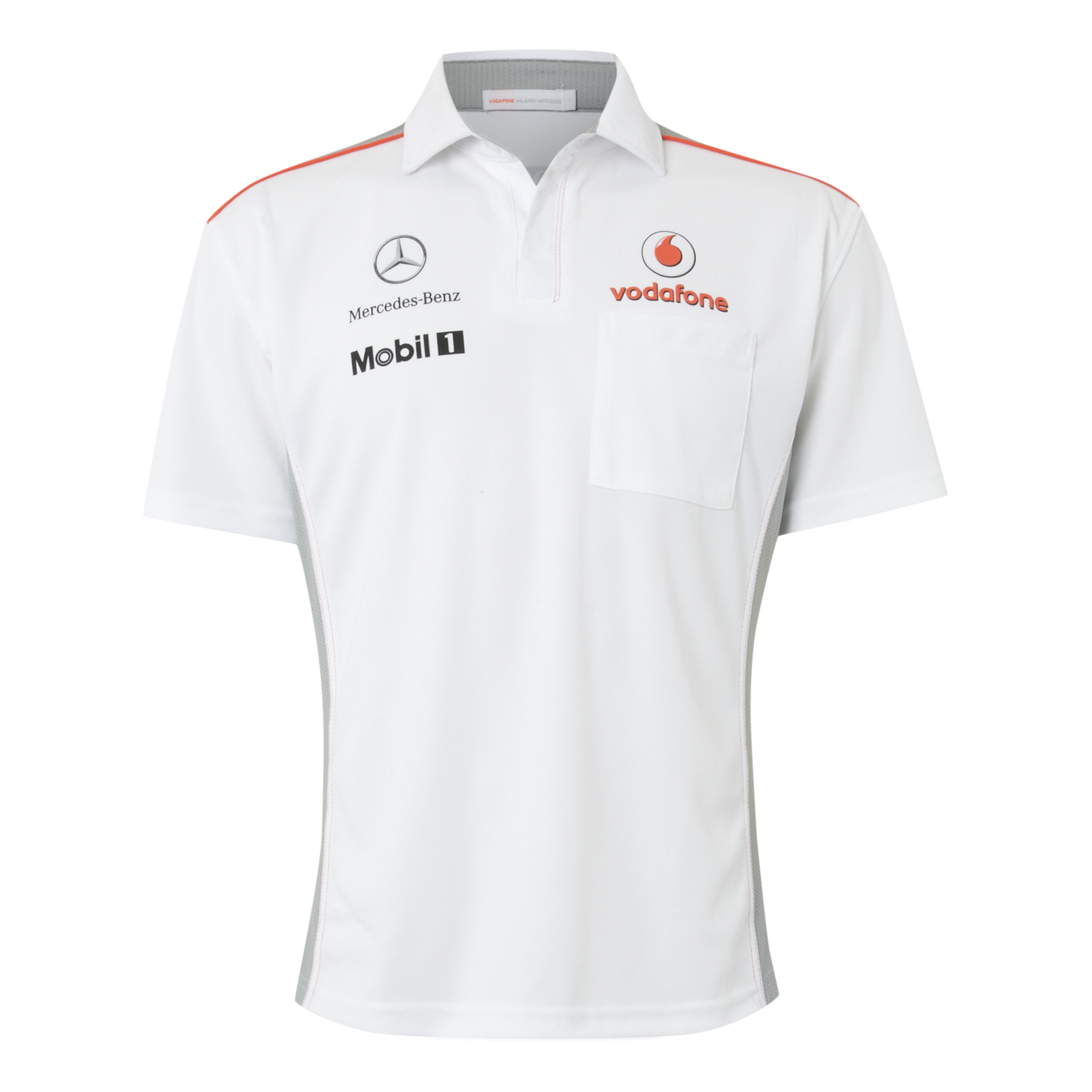 Vodafone McLaren Mercedes 2013 Team Polo Shirt