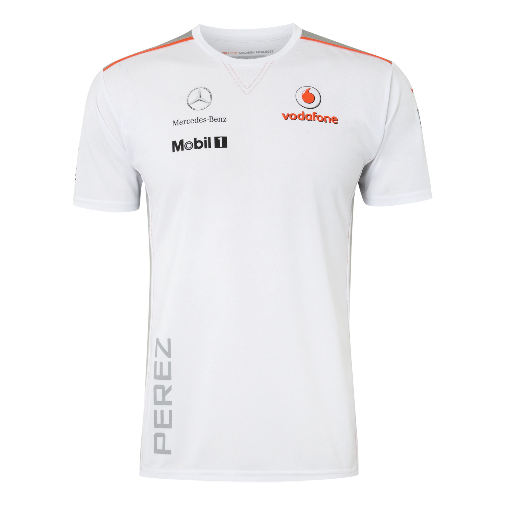 Vodafone McLaren Mercedes 2013 Perez  T-Shirt