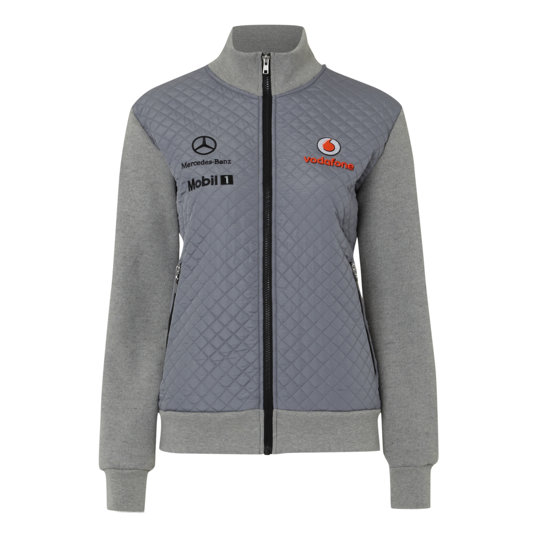 Vodafone McLaren Mercedes 2013  Team Sweatshirt - Womens