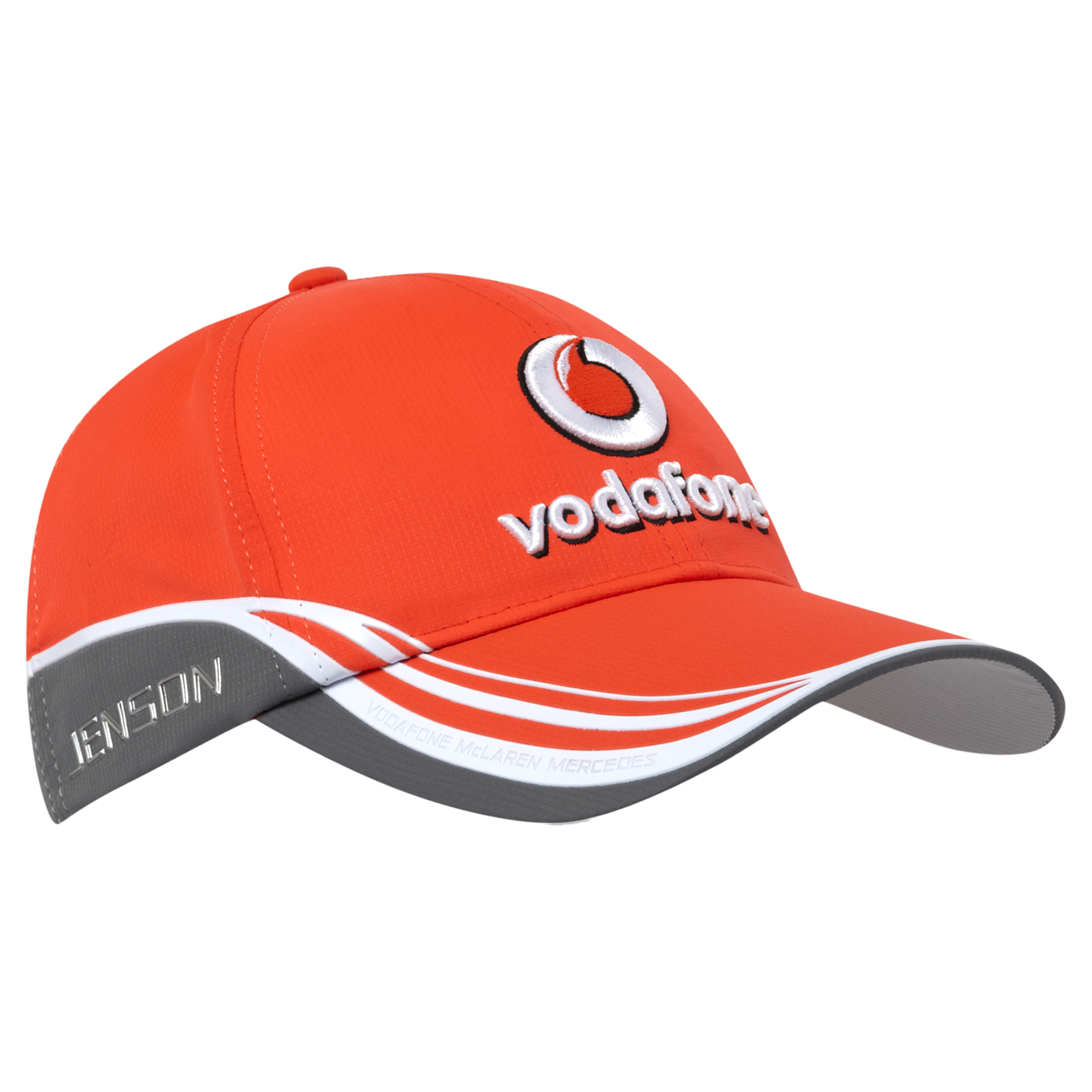 Vodafone McLaren Mercedes 2013 Jenson Drivers Team Cap