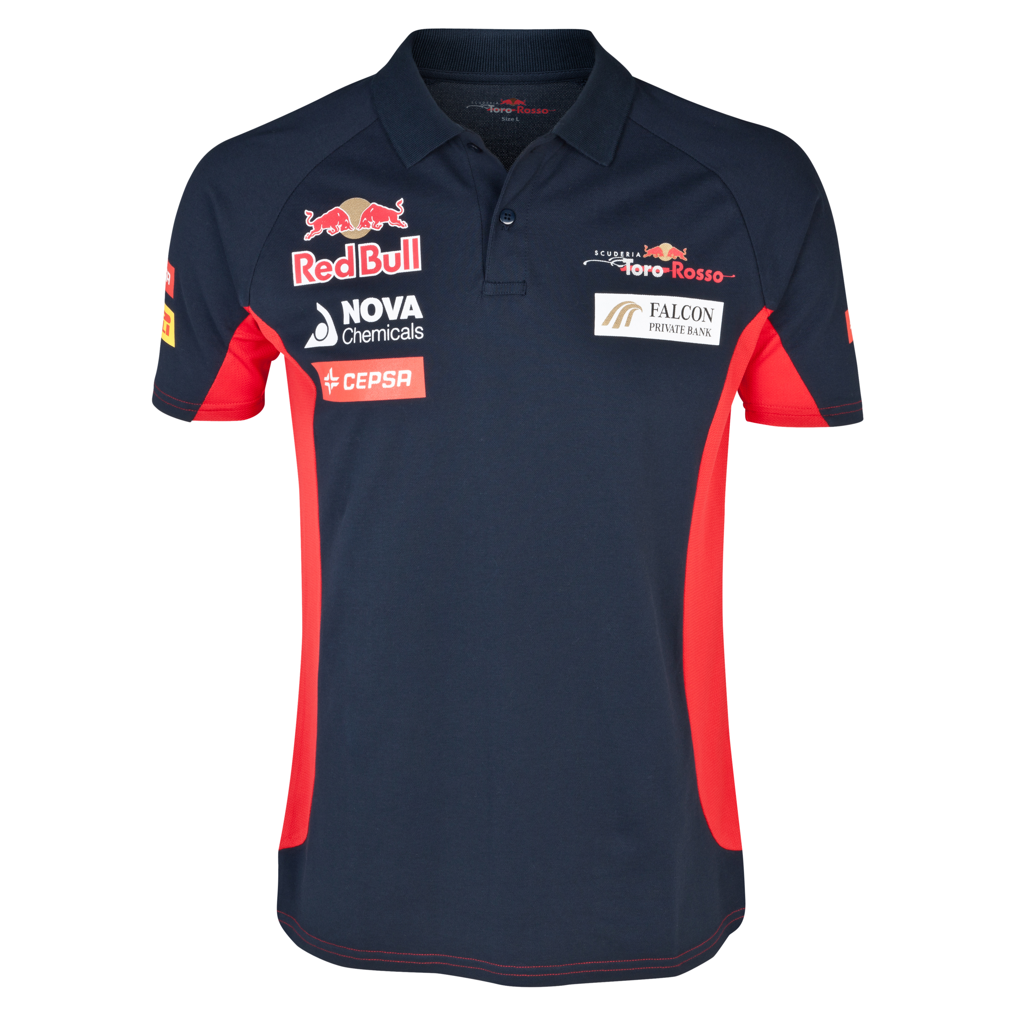 Scuderia Toro Rosso Official Teamline Polo