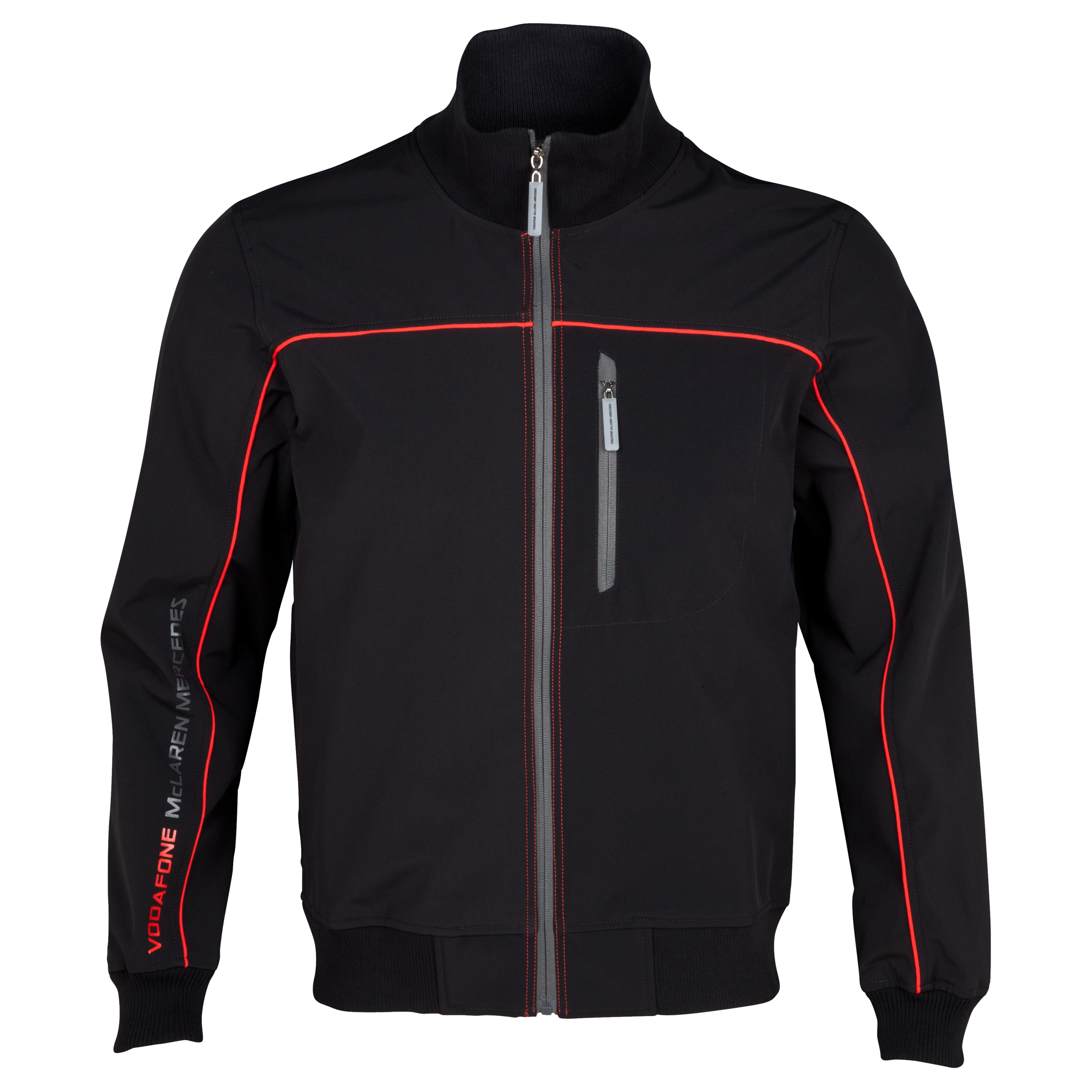 Vodafone McLaren Mercedes Signature Casual Jacket
