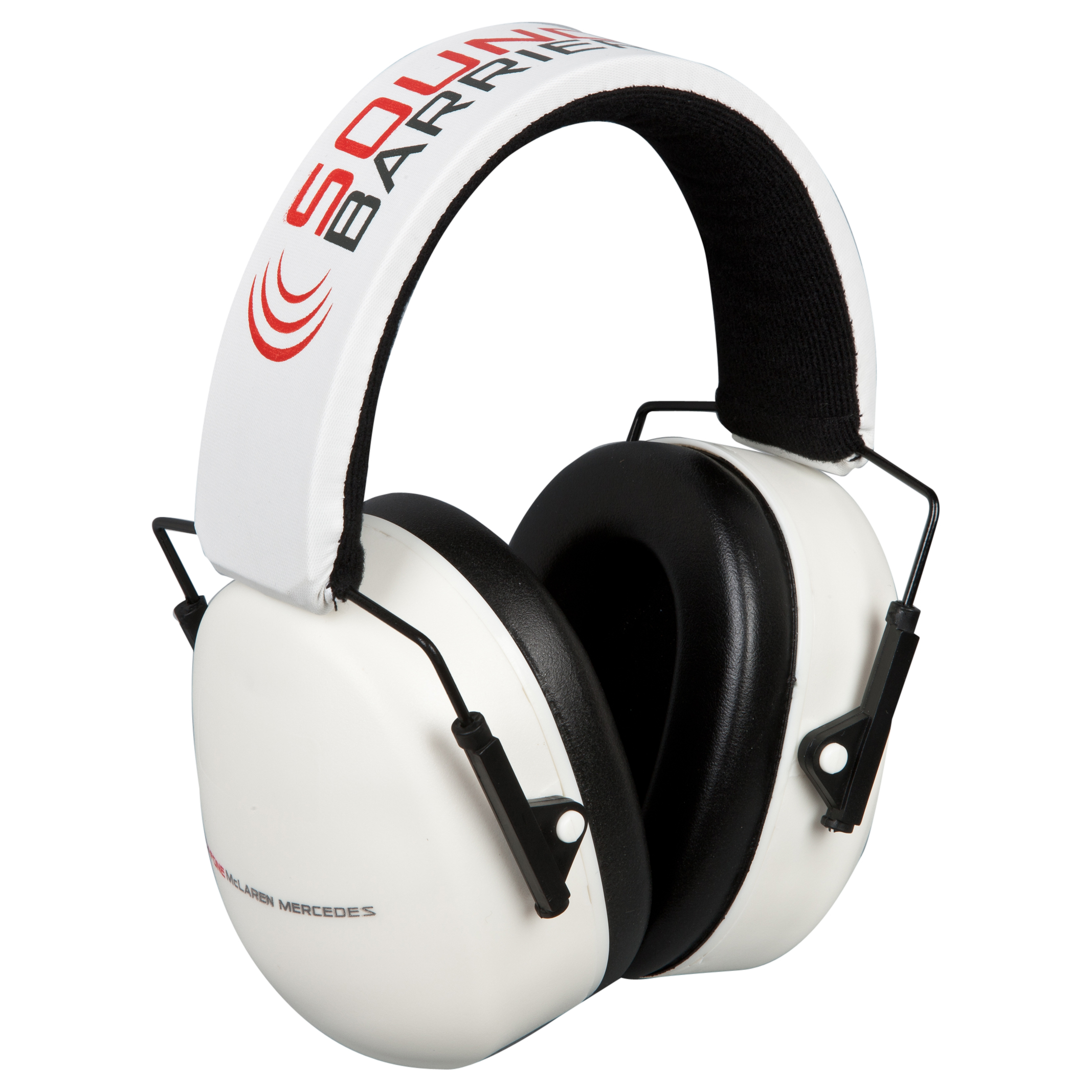 Vodafone McLaren Mercedes Ear Defenders