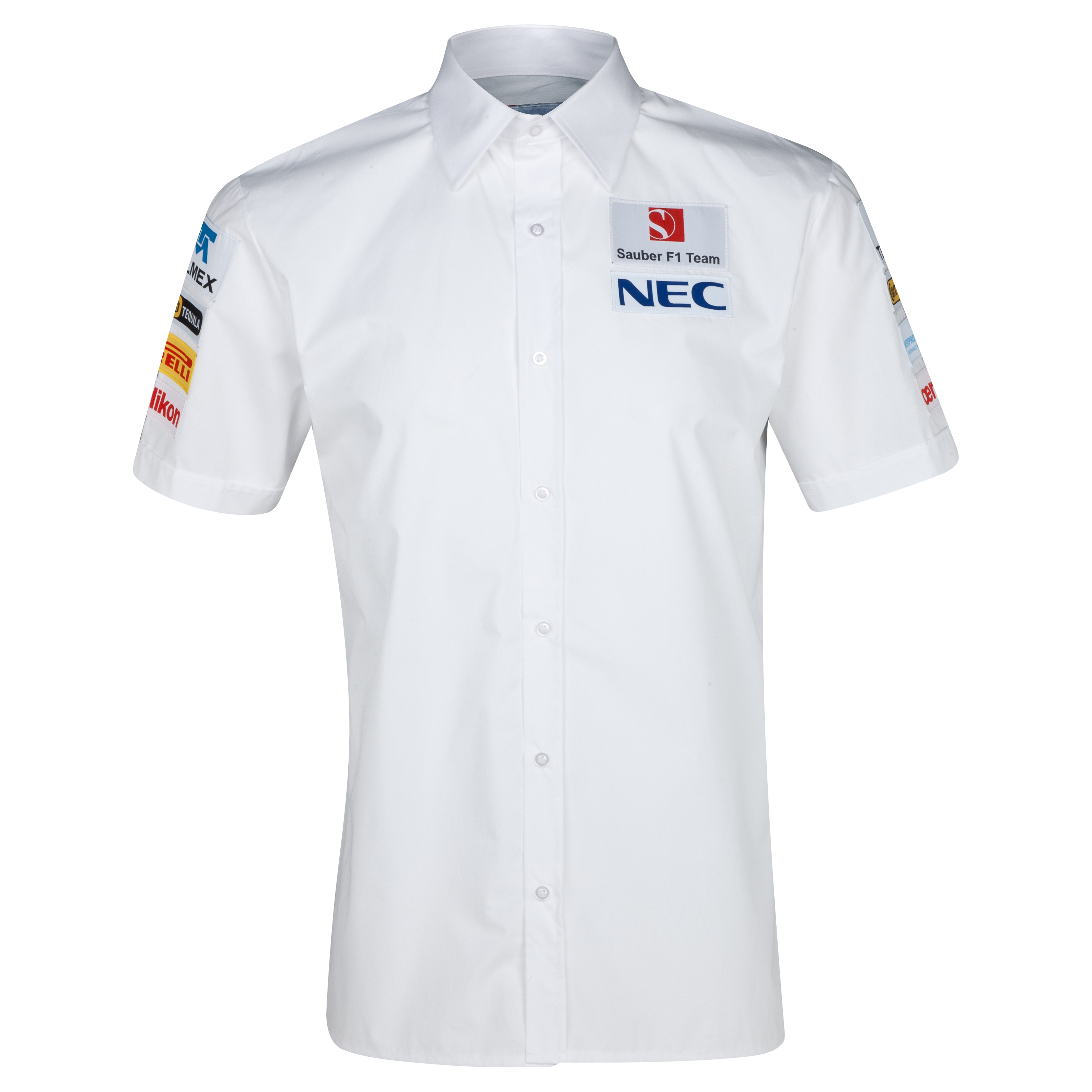 SAUBER F1 Team 2013 Sponsor Shirt