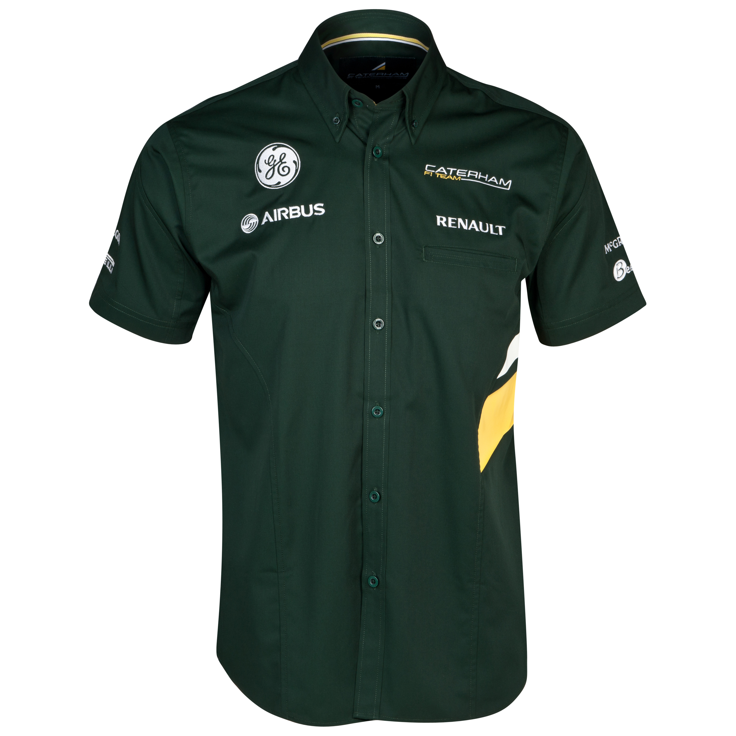 Caterham F1 Team Replica Race Shirt