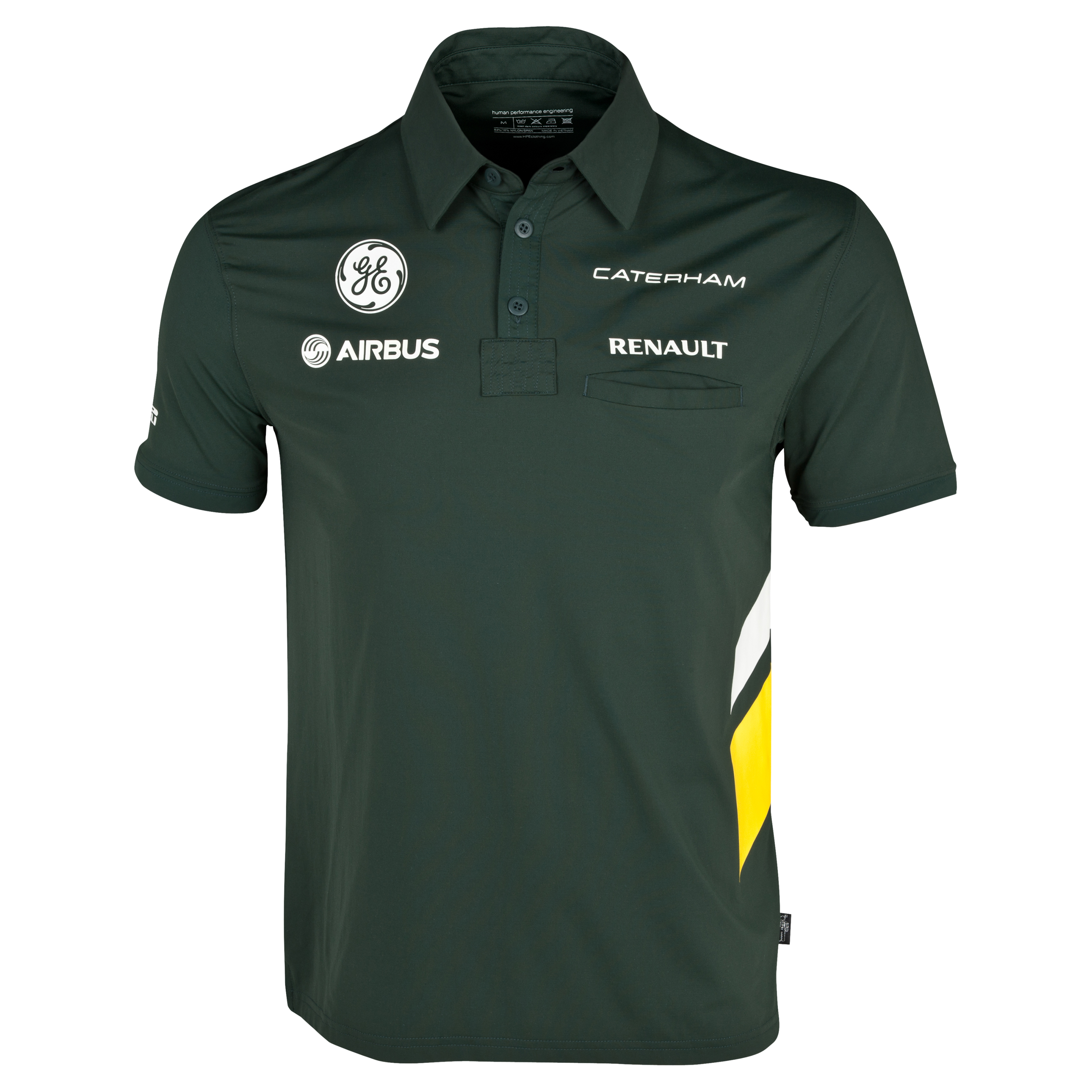 Caterham F1 Team Replica Polo