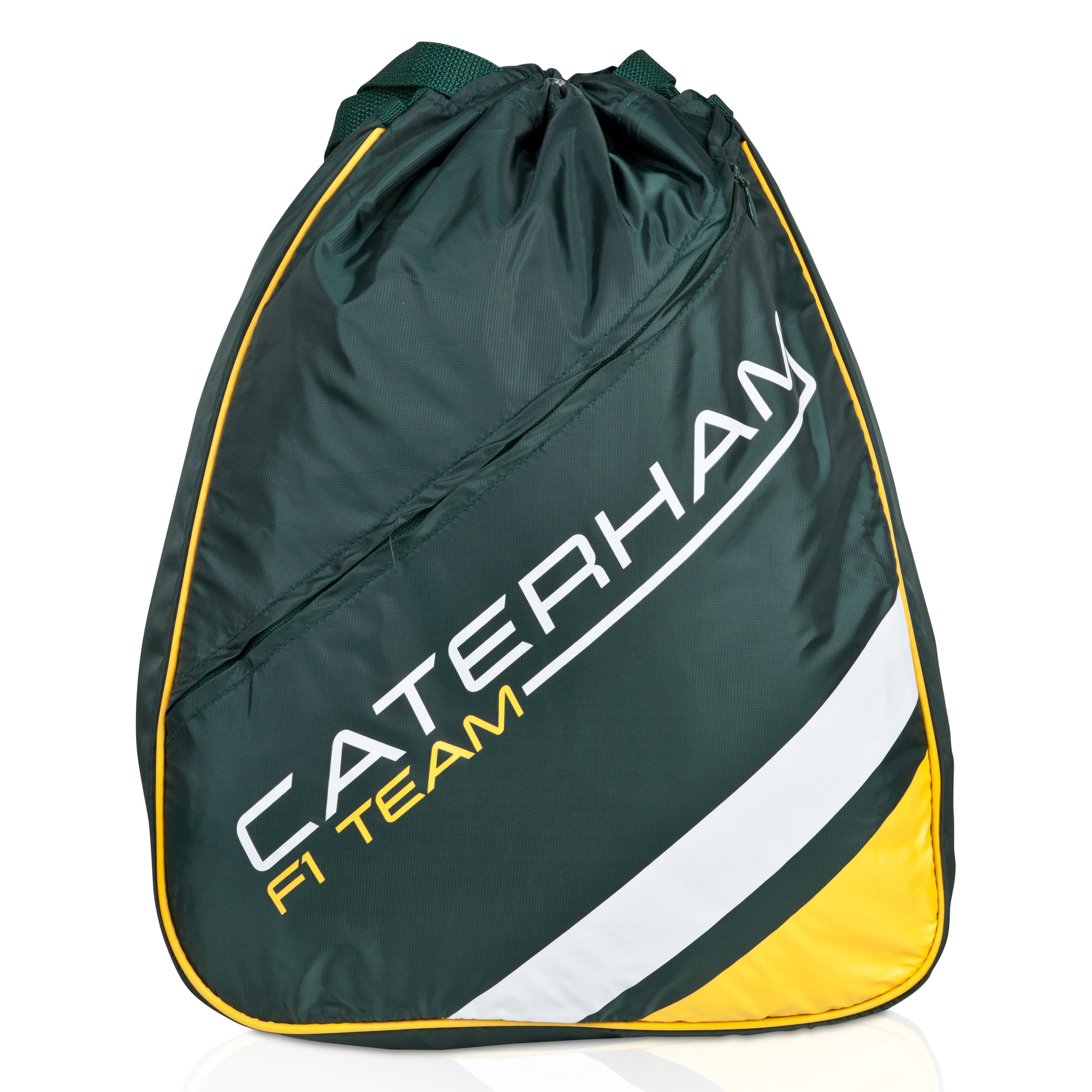 Caterham F1 Team Pullstring Bag