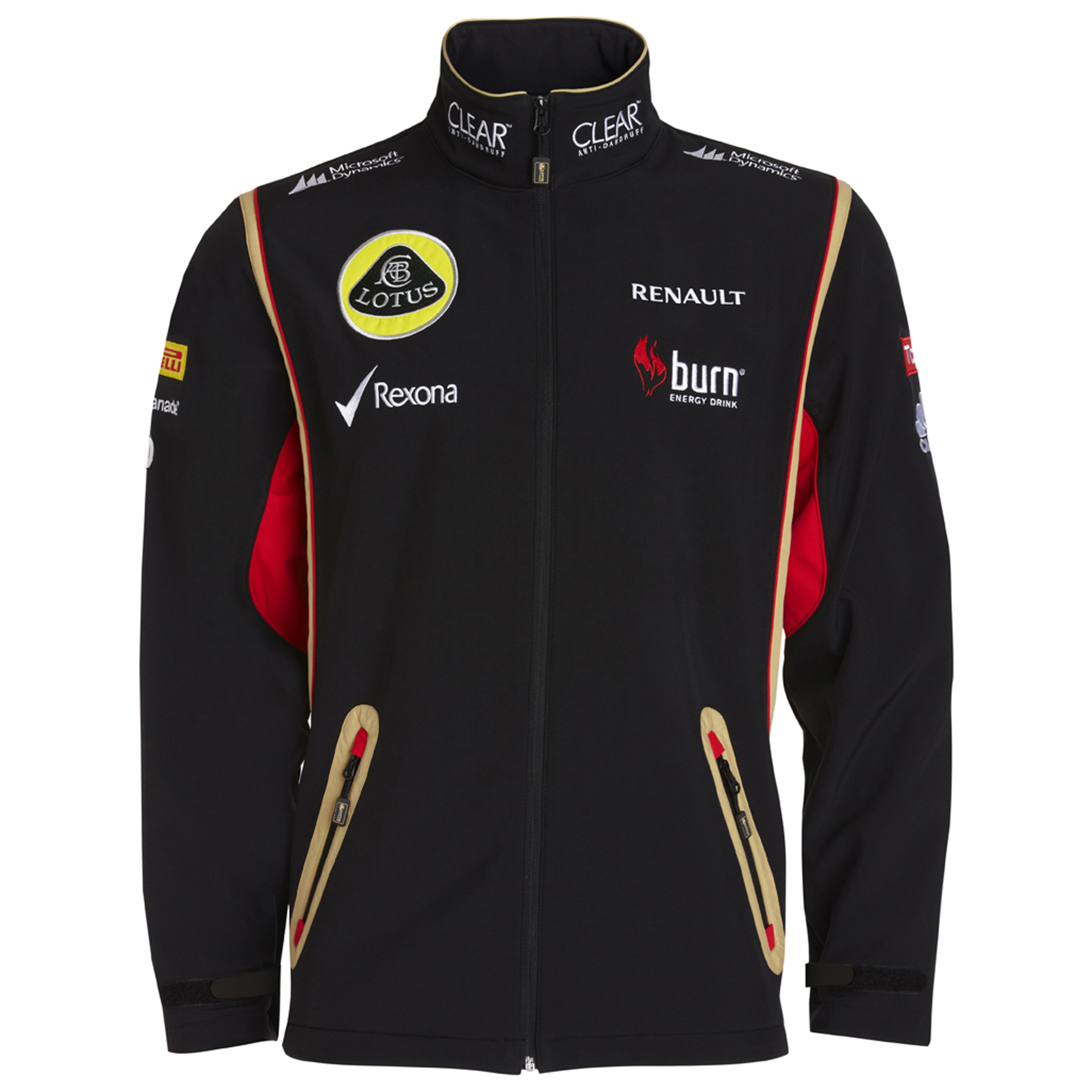 . Team 2013 F1 Mens Replica Fleece