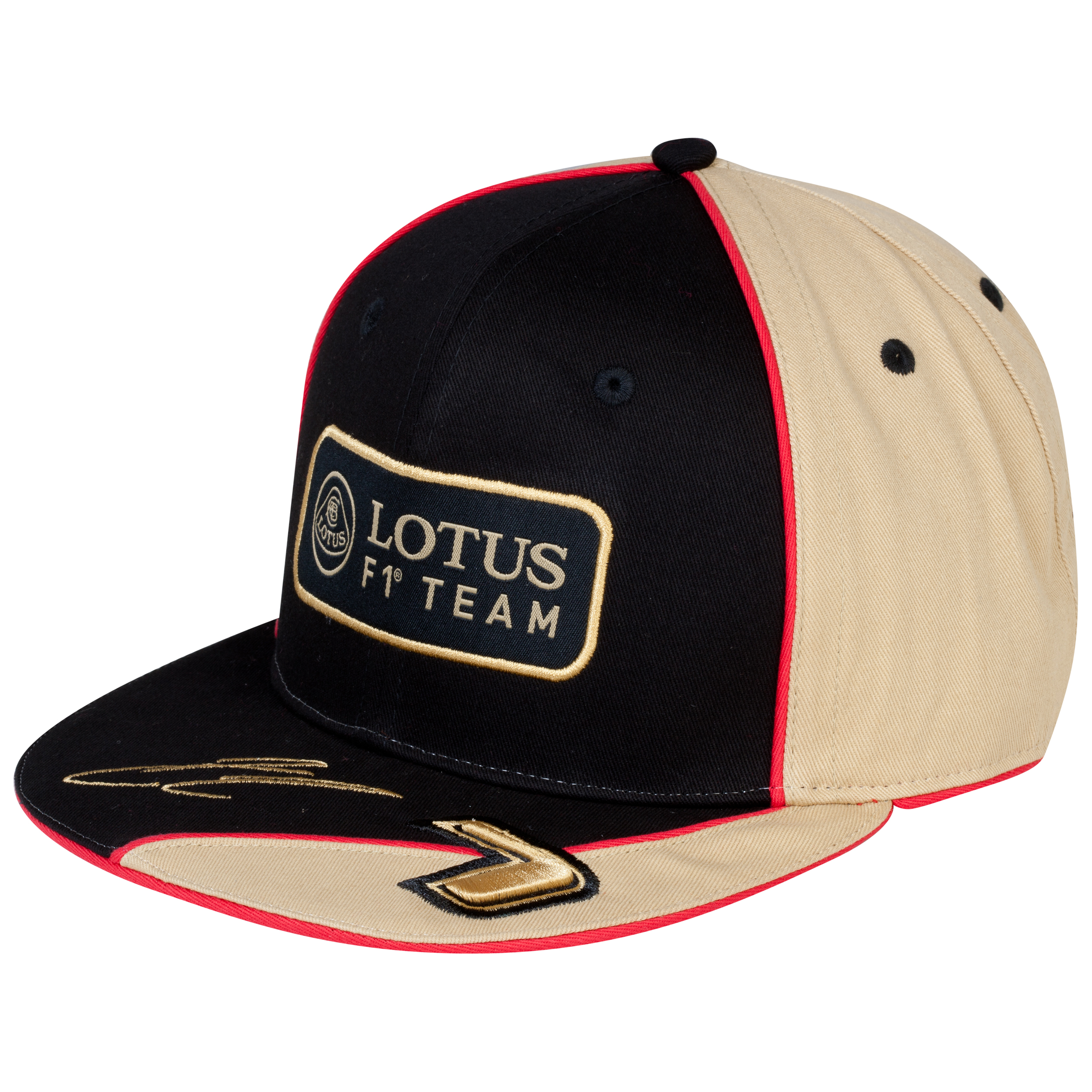 Lotus F1 Team 2013 F1 Replica Kimi Cap