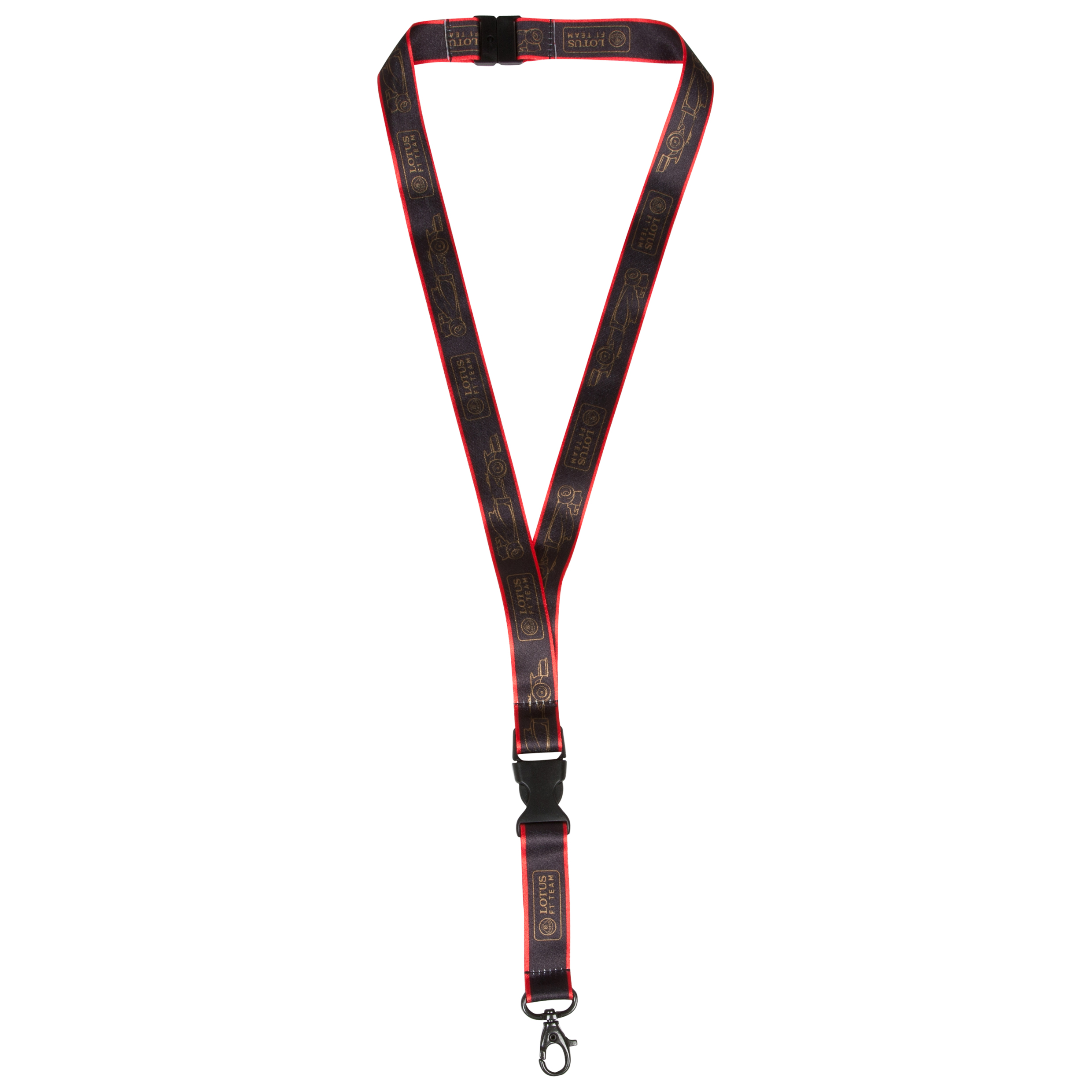 Lotus F1 Team 2013 F1 Team Lanyard