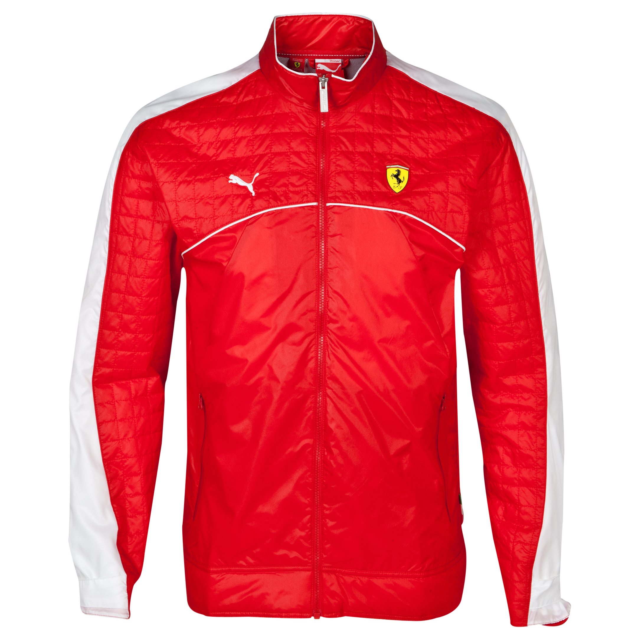 Scuderia Ferrari Lightweight Jacket - Rosso Corsa Red