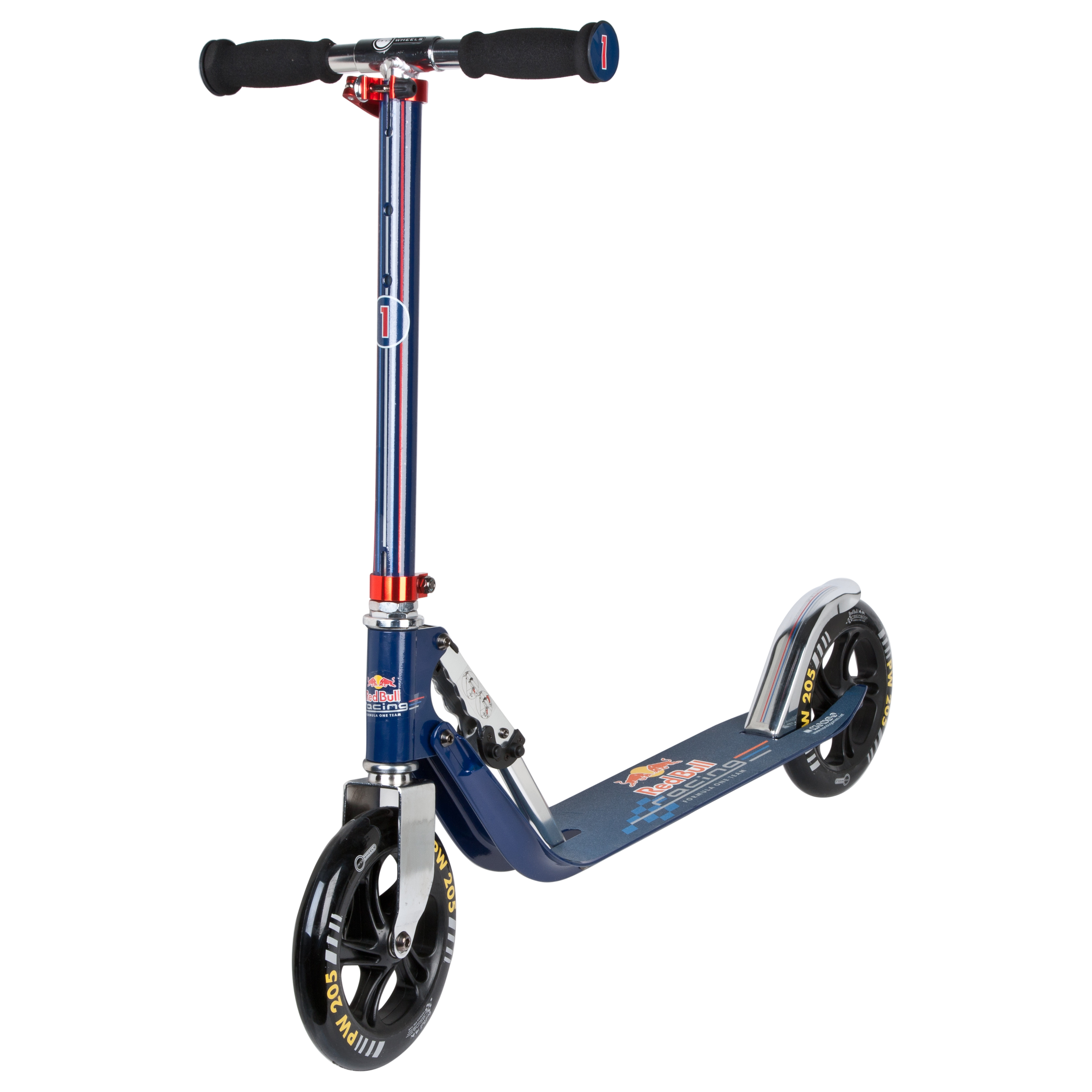 Red Bull Racing Pro Wheels 205 Stunt Scooter