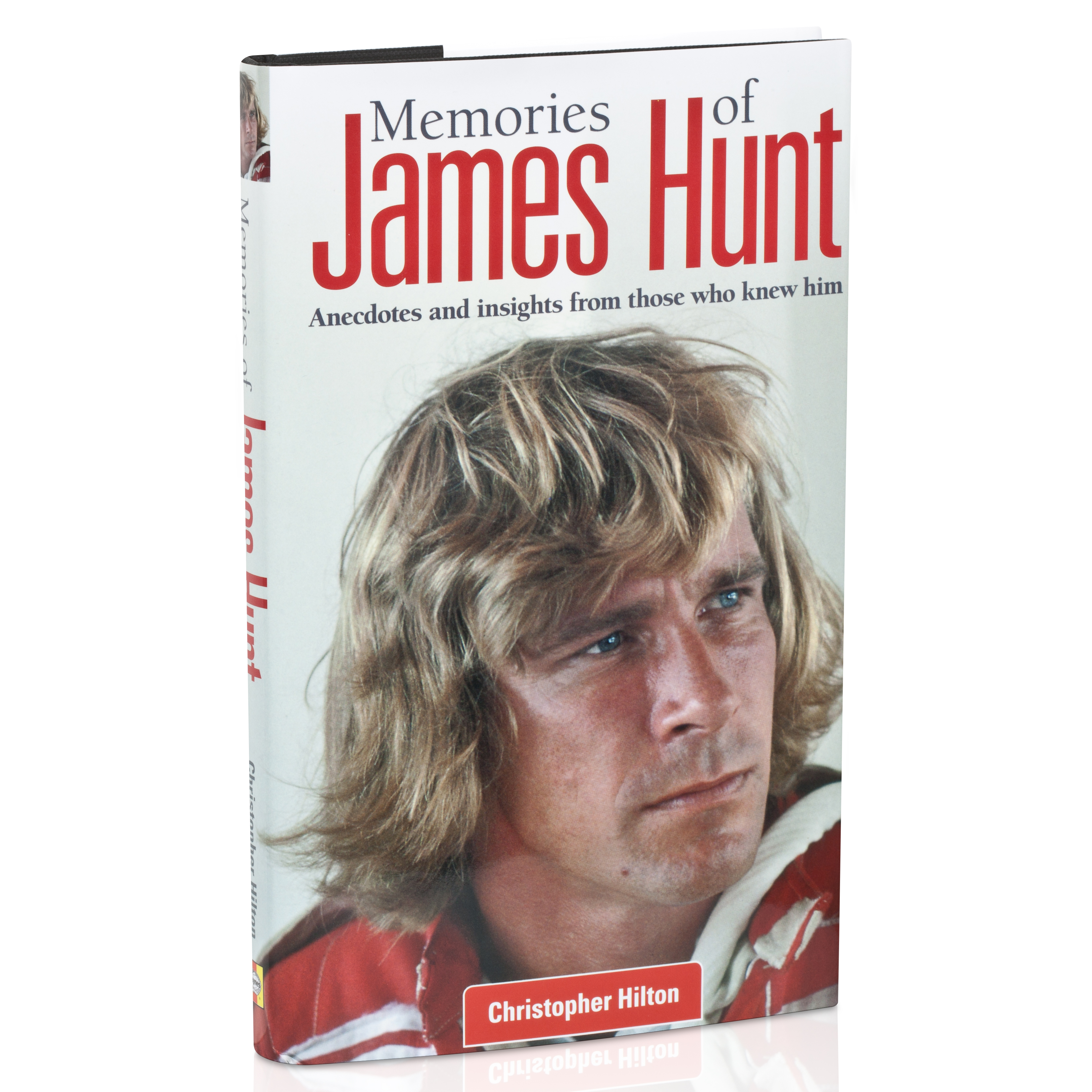 Formula One Memories of James Hunt