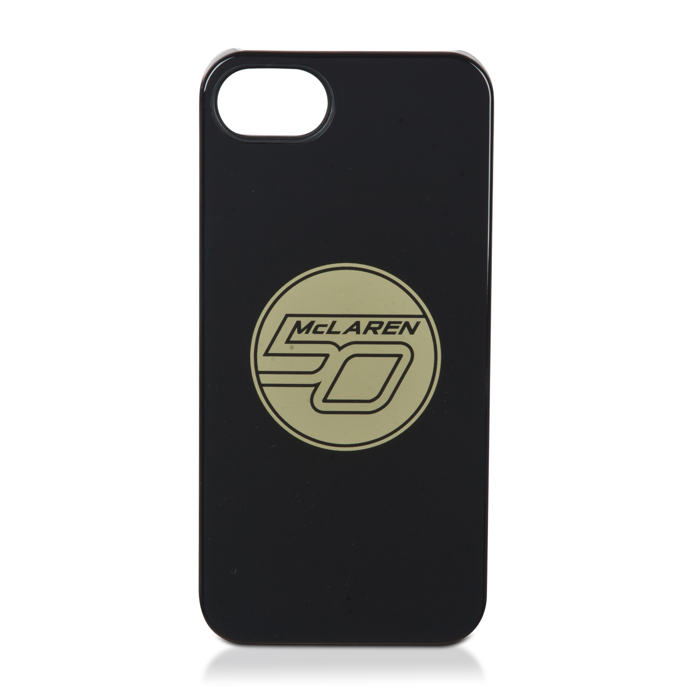 Vodafone McLaren Mercedes 50th Anniversary Snap Case for iPhone 5 Black