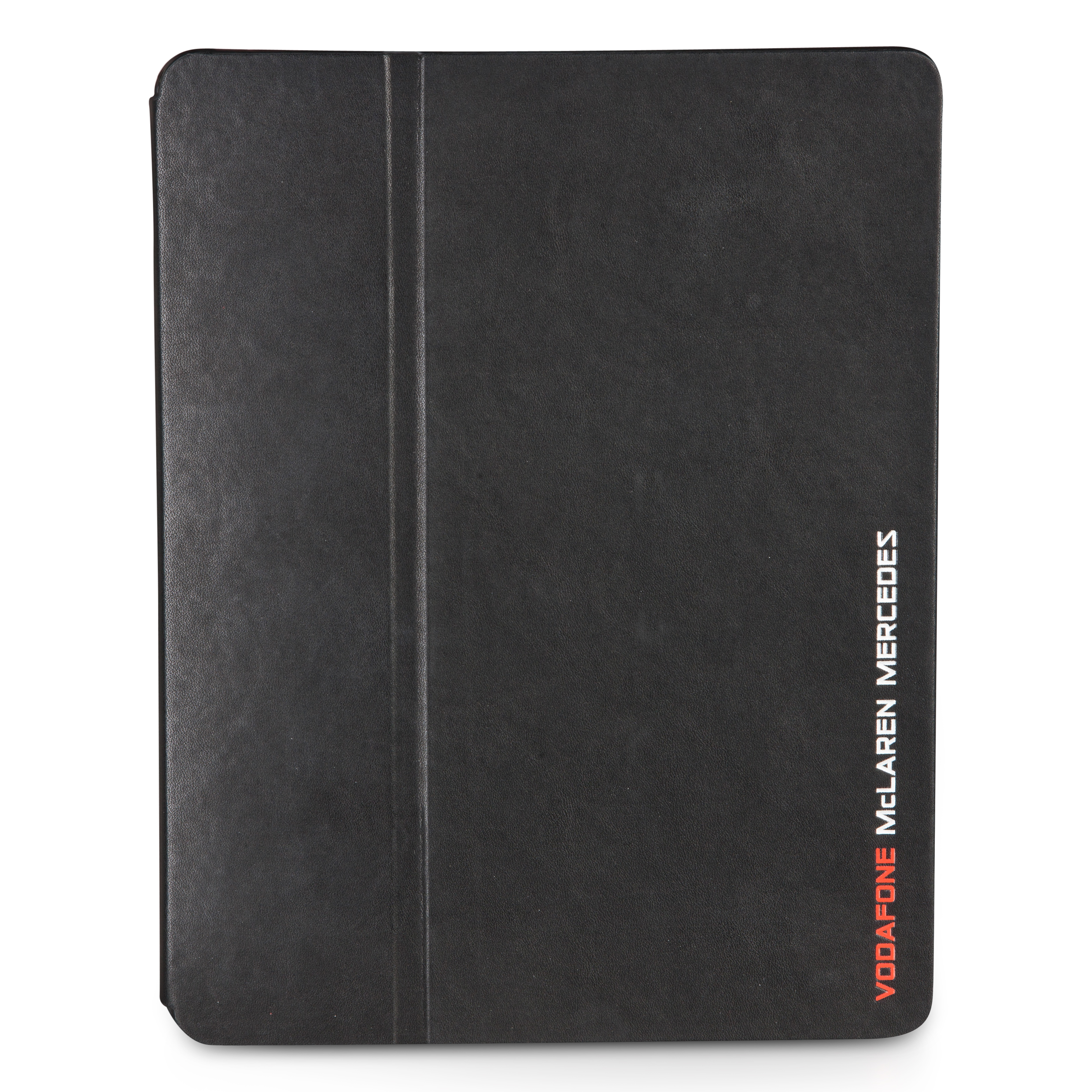 Vodafone McLaren Mercedes Premium Folio Case for iPad Black