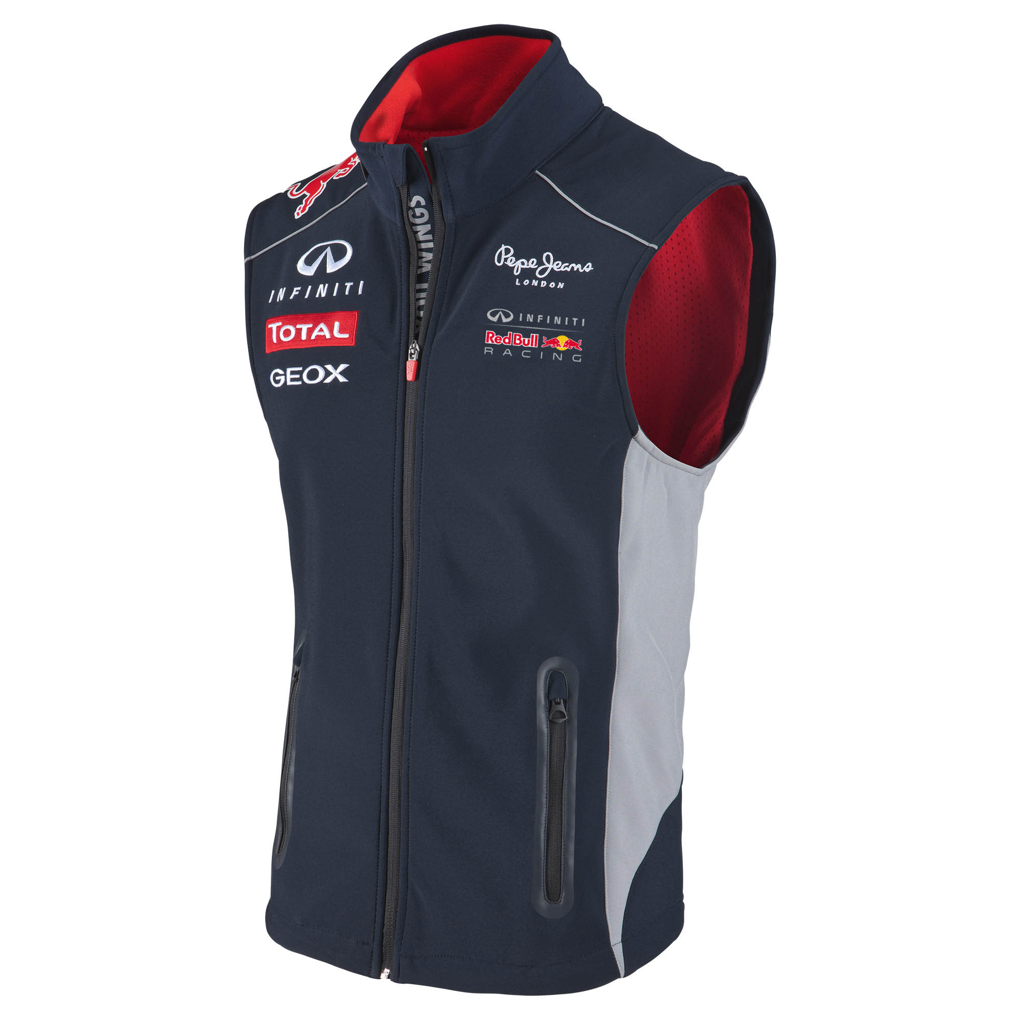 Infiniti Red Bull Racing 2013 Official Teamline Gilet